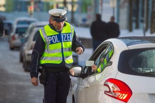 Regenstaufer Polizei will Raser ausbremsen