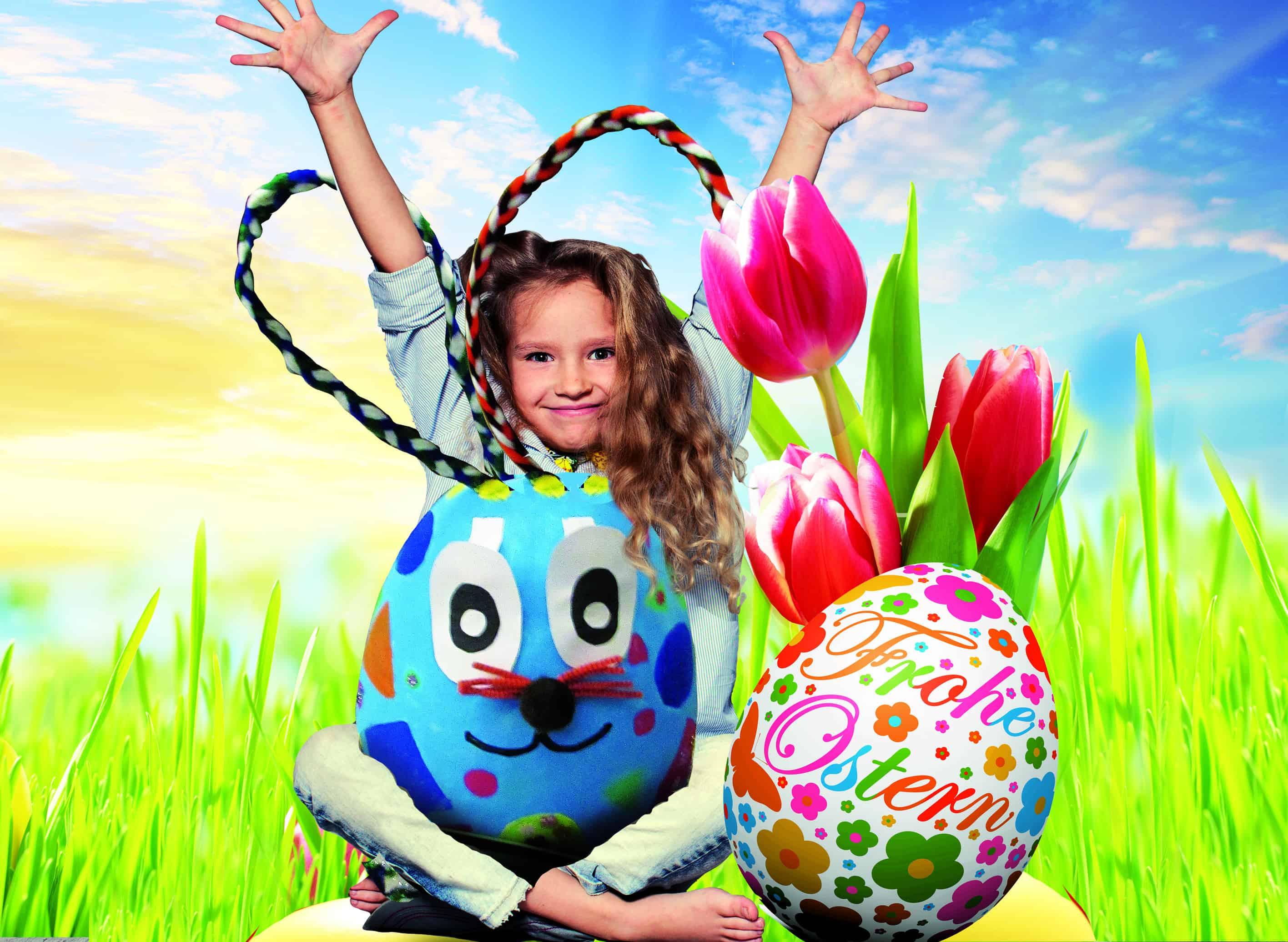 Ostern im Alex-Center: Wer hat das schönste Osterei?