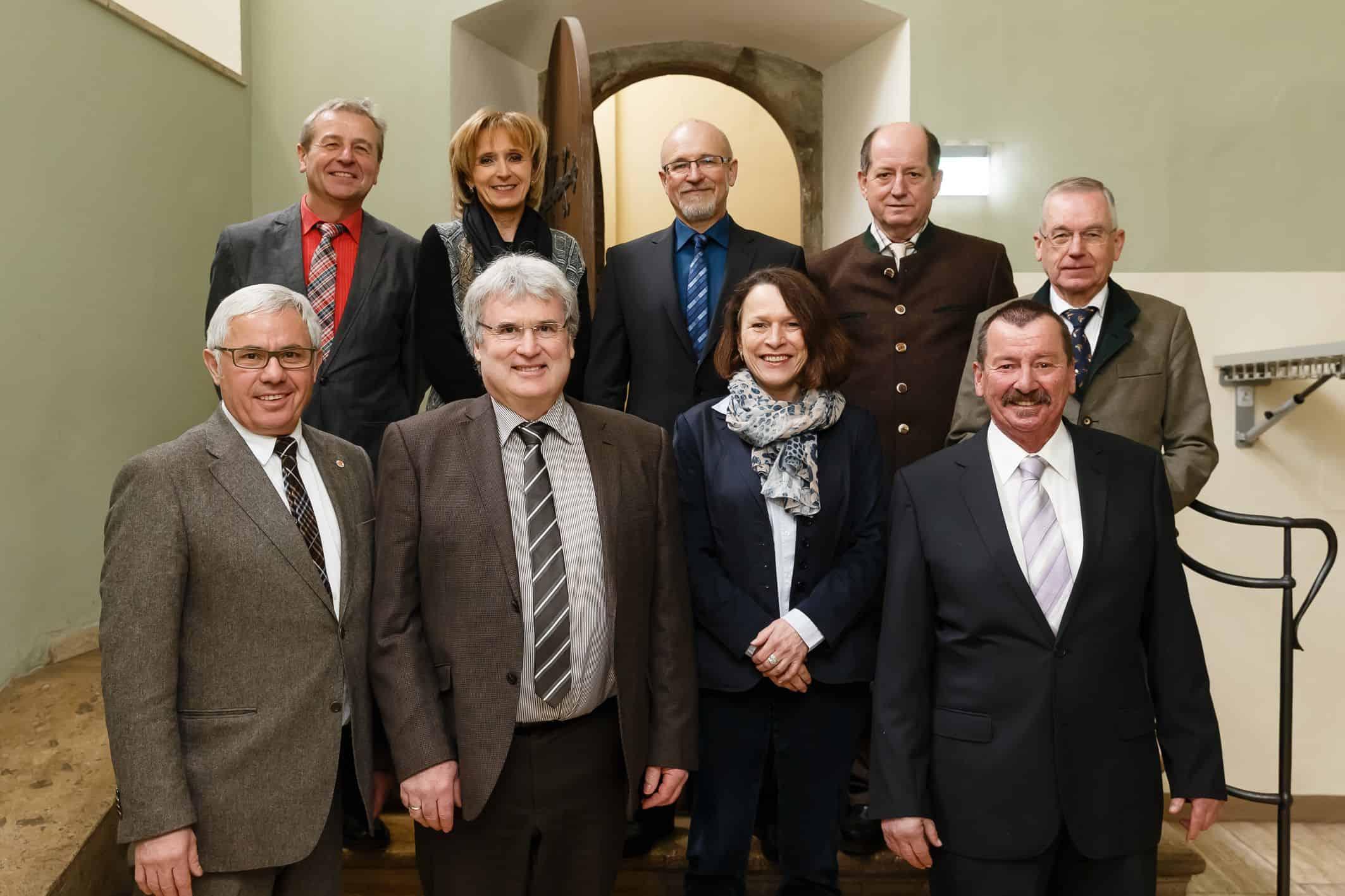 915 Dienstjahre bei der Stadtverwaltung Regensburg