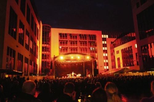 Regensburg Piazza