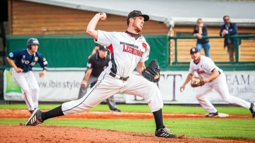 Baseball: Legionäre starten in neue Saison