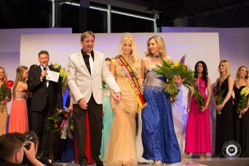 Wahl zur Miss Regensburg