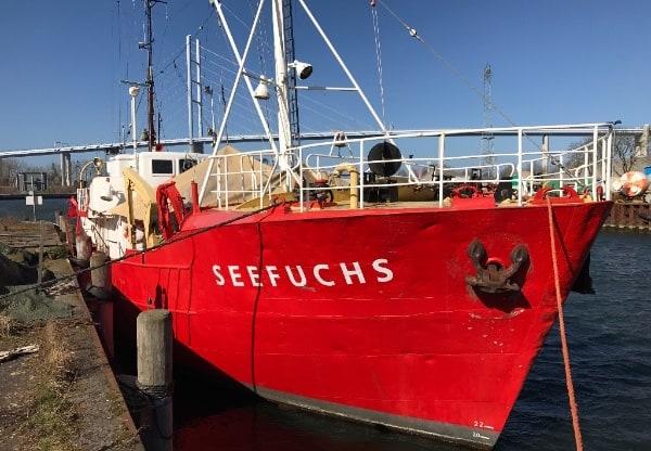 Zweites Sea-Eye-Schiff im Dienst