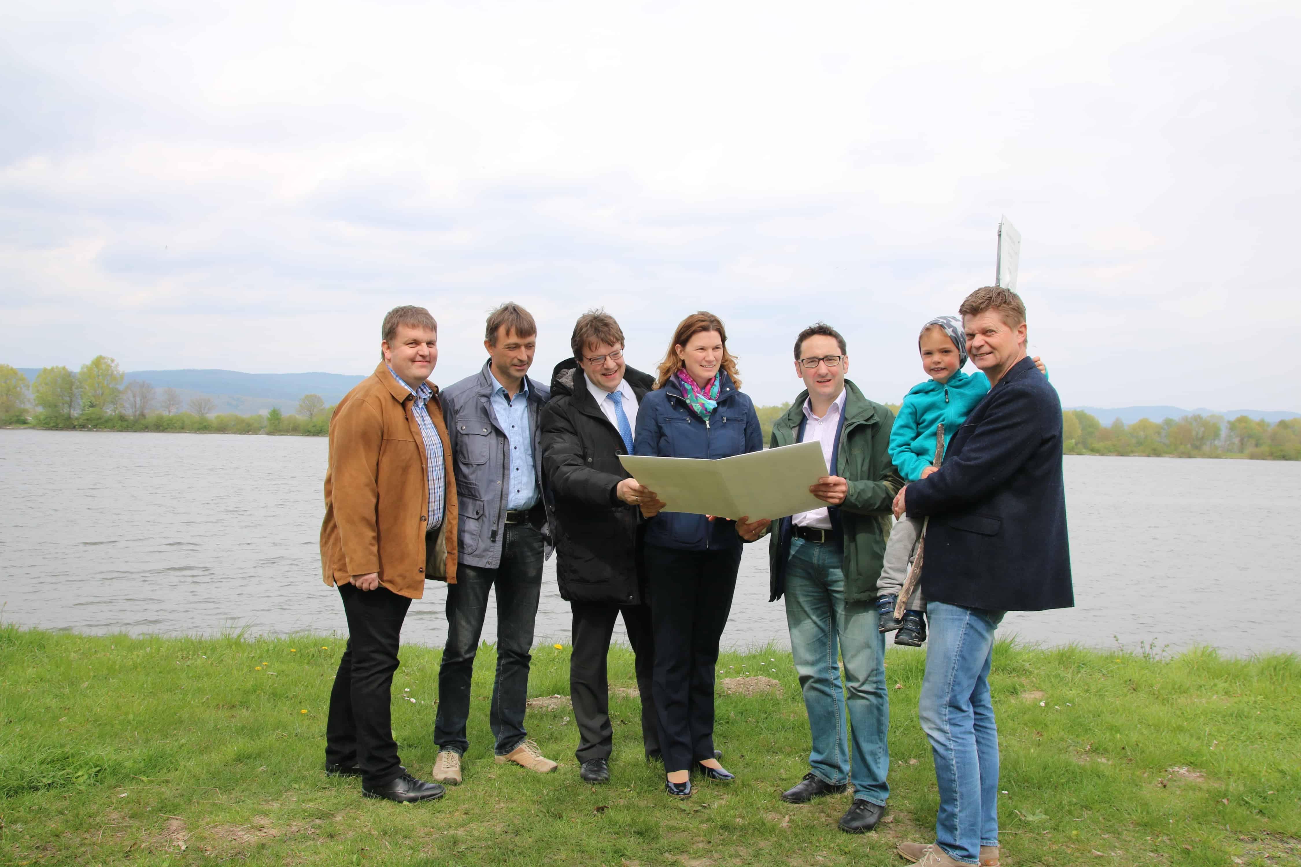 Hochwasserschutz: Nein zu Flutpoldern in Eltheim und Wörthof