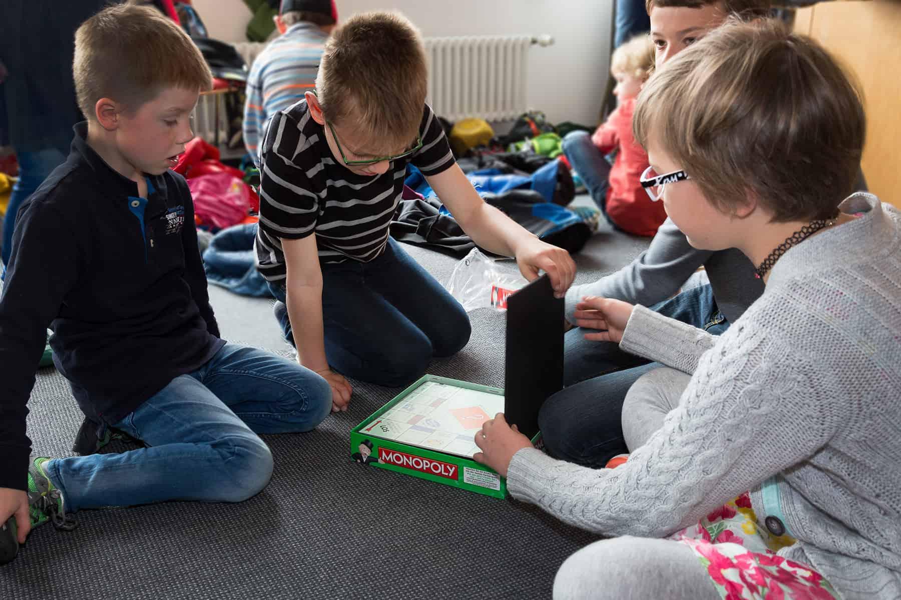 Mehr Spaß in der Kinderbetreuung in der Kinderfreizeit des UKR
