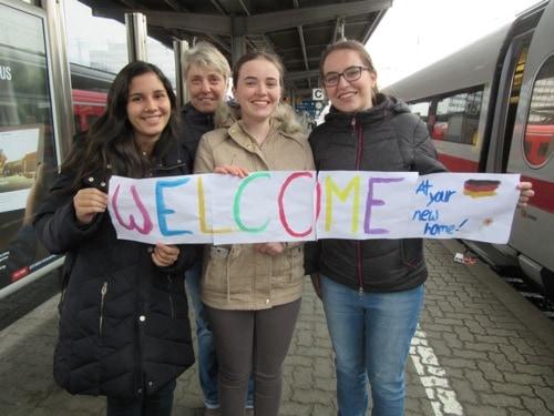 Gastfamilien für Austauschschüler in Regensburg gesucht