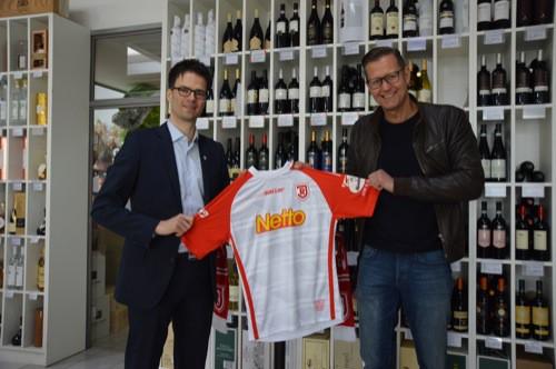 IL MERCATO jetzt Klassik-Partner beim SSV Jahn