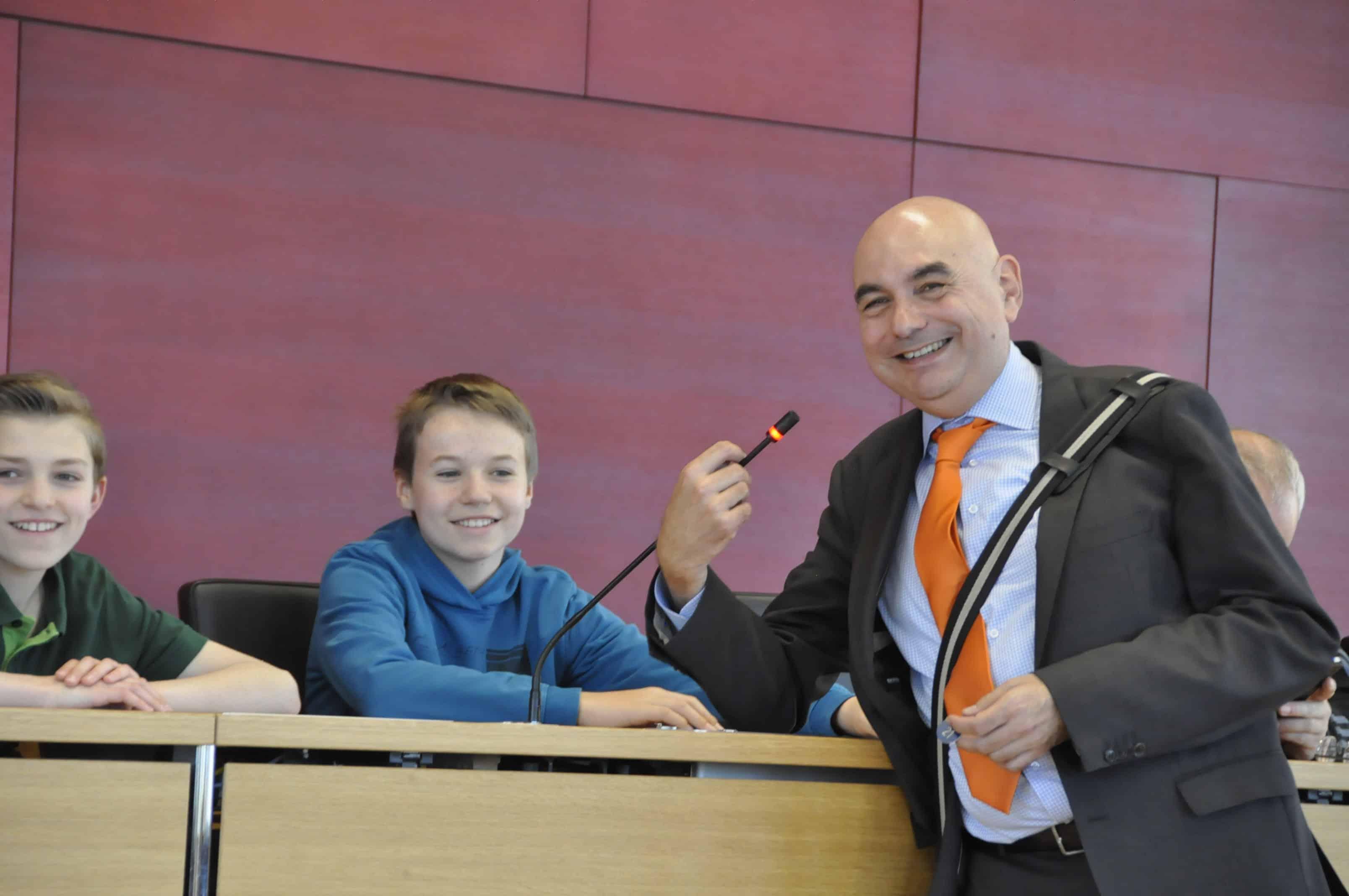 Grünen-Abgeordneter öffnete im Landtag viele Türen