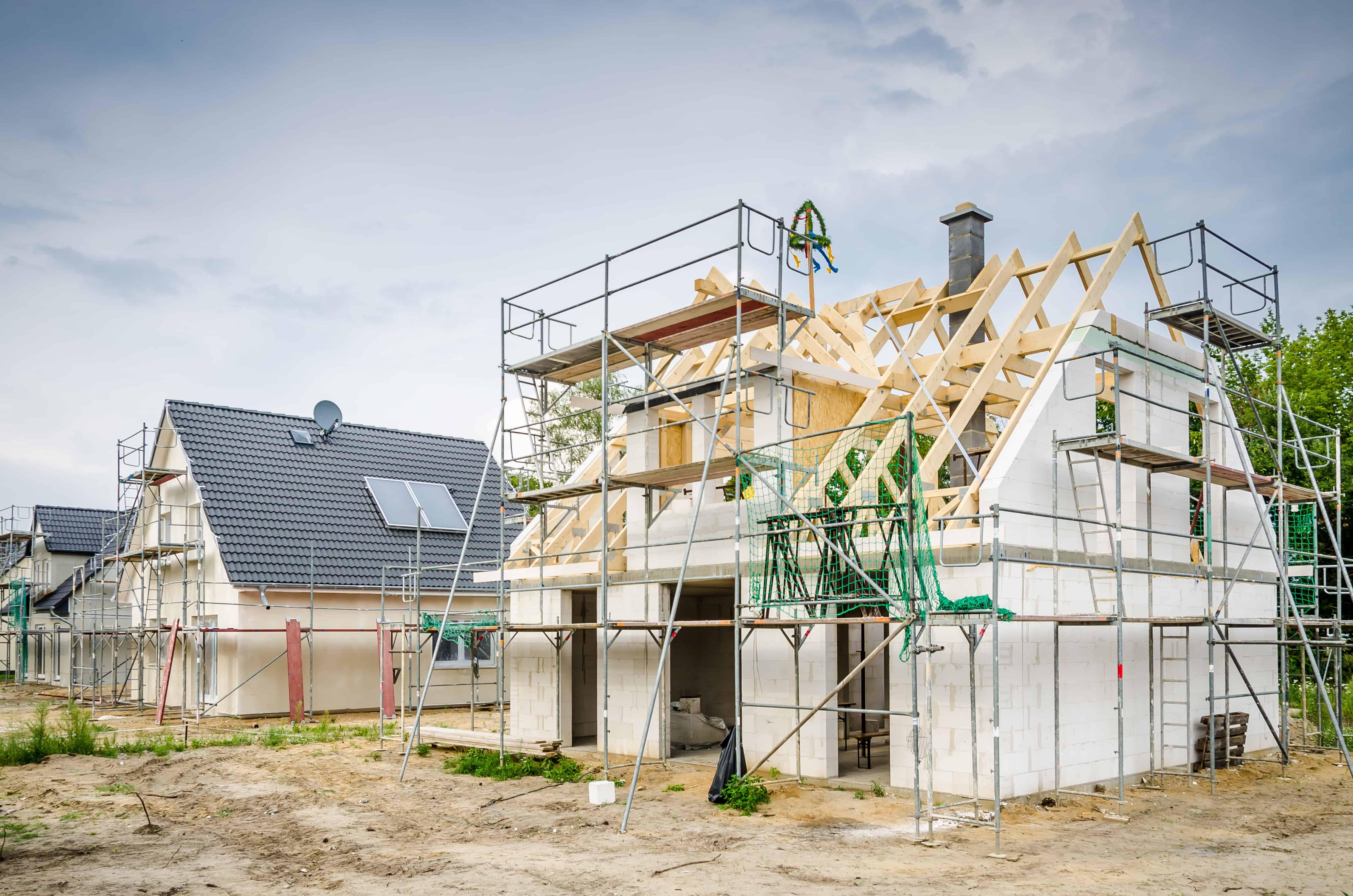Handwerk in Ostbayern: Gesamt gute Auslastung & Plus bei Bauaufträgen