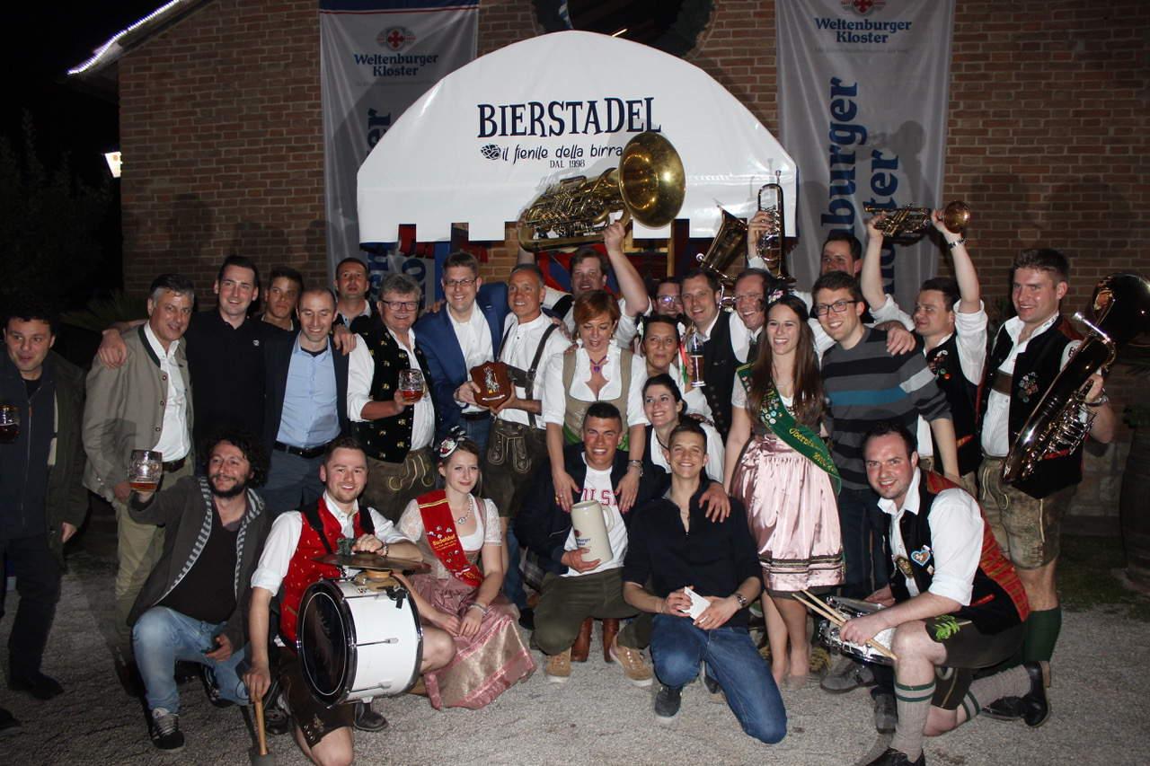 Klosterbrauerei Weltenburg eröffnet Bierstadel in Grosseto