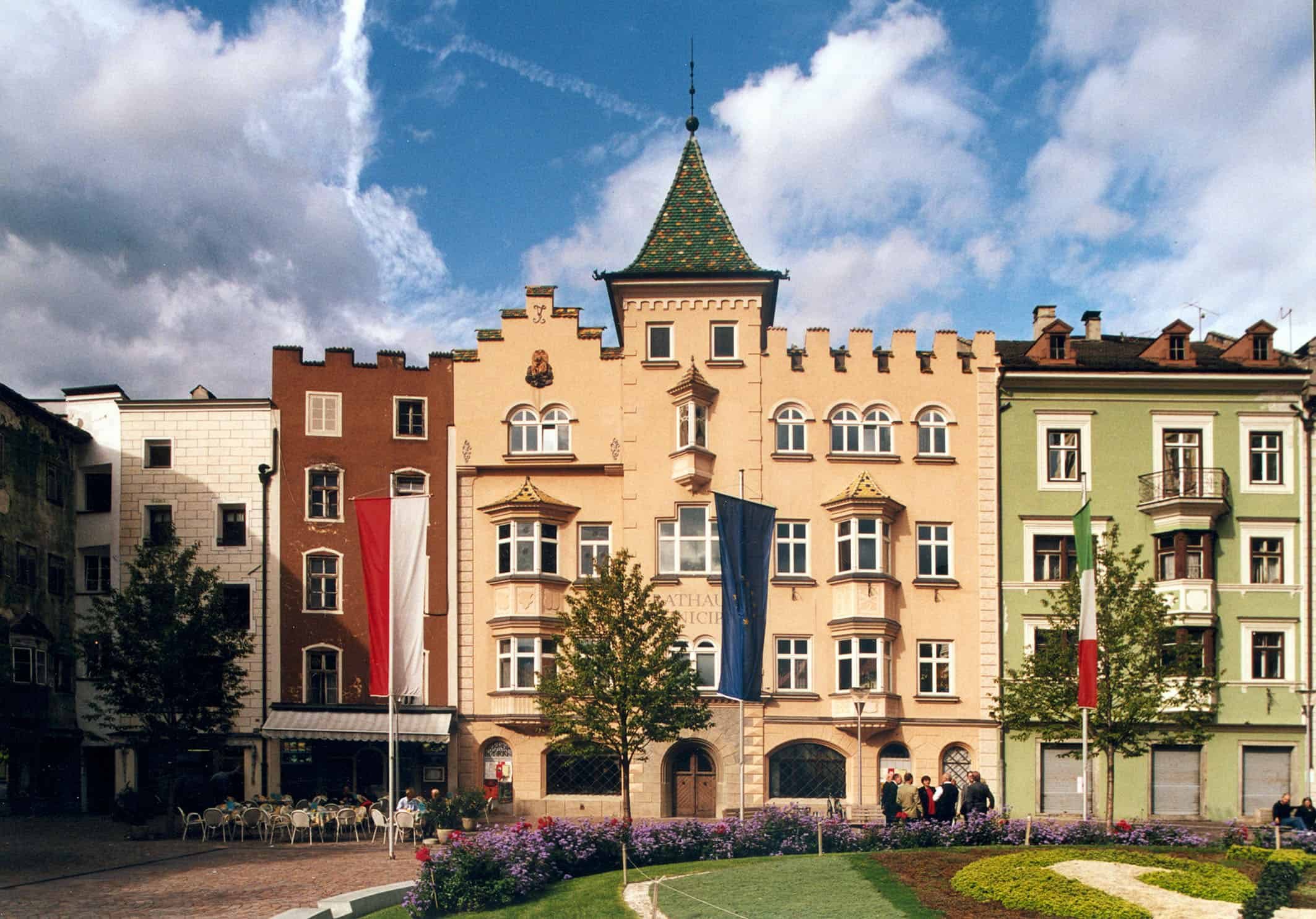 """Brixen, das """"Tor zum sonnigen Süden"""""""
