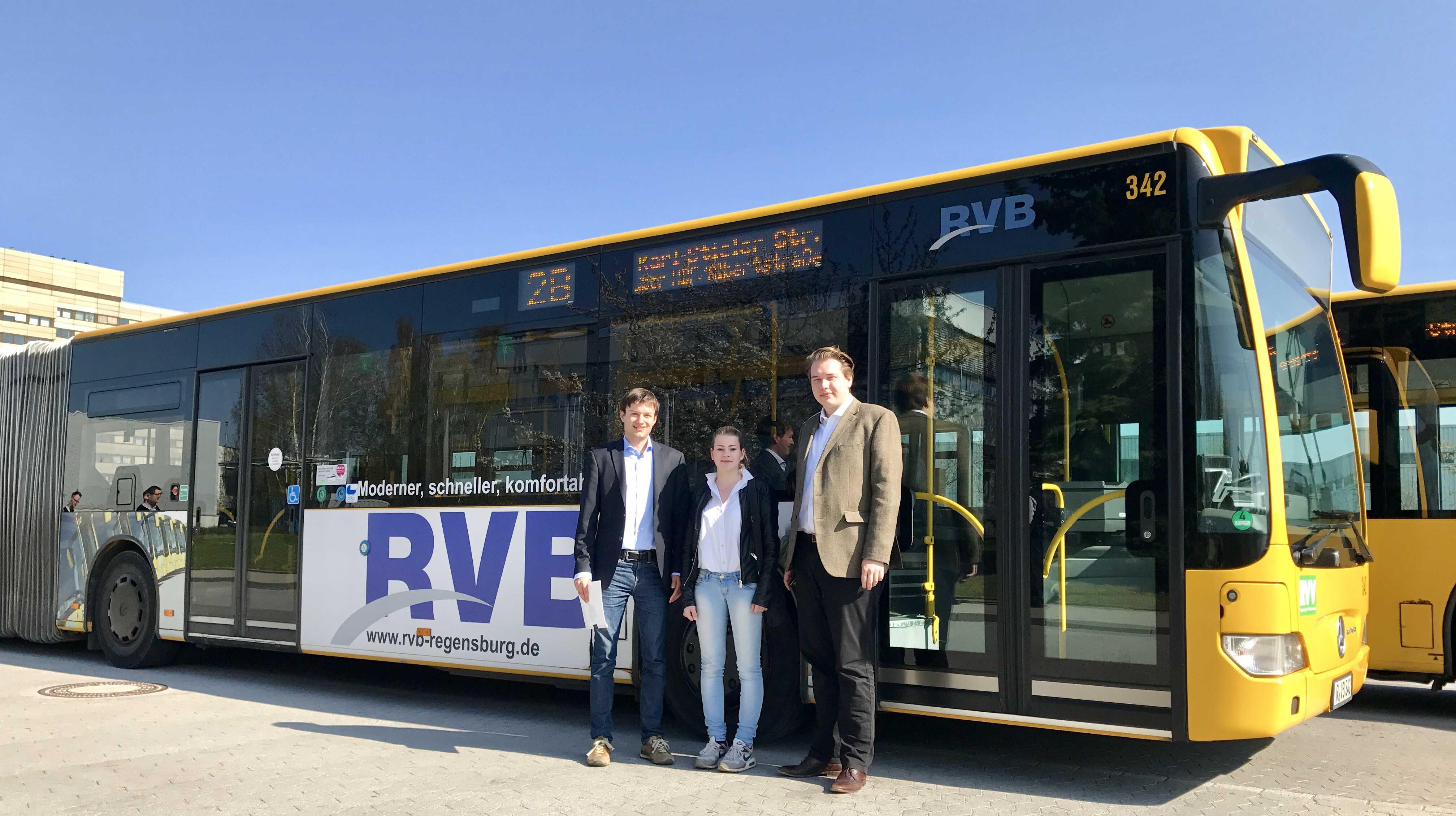 Neue Busverbindung für FOS/BOS-Schüler