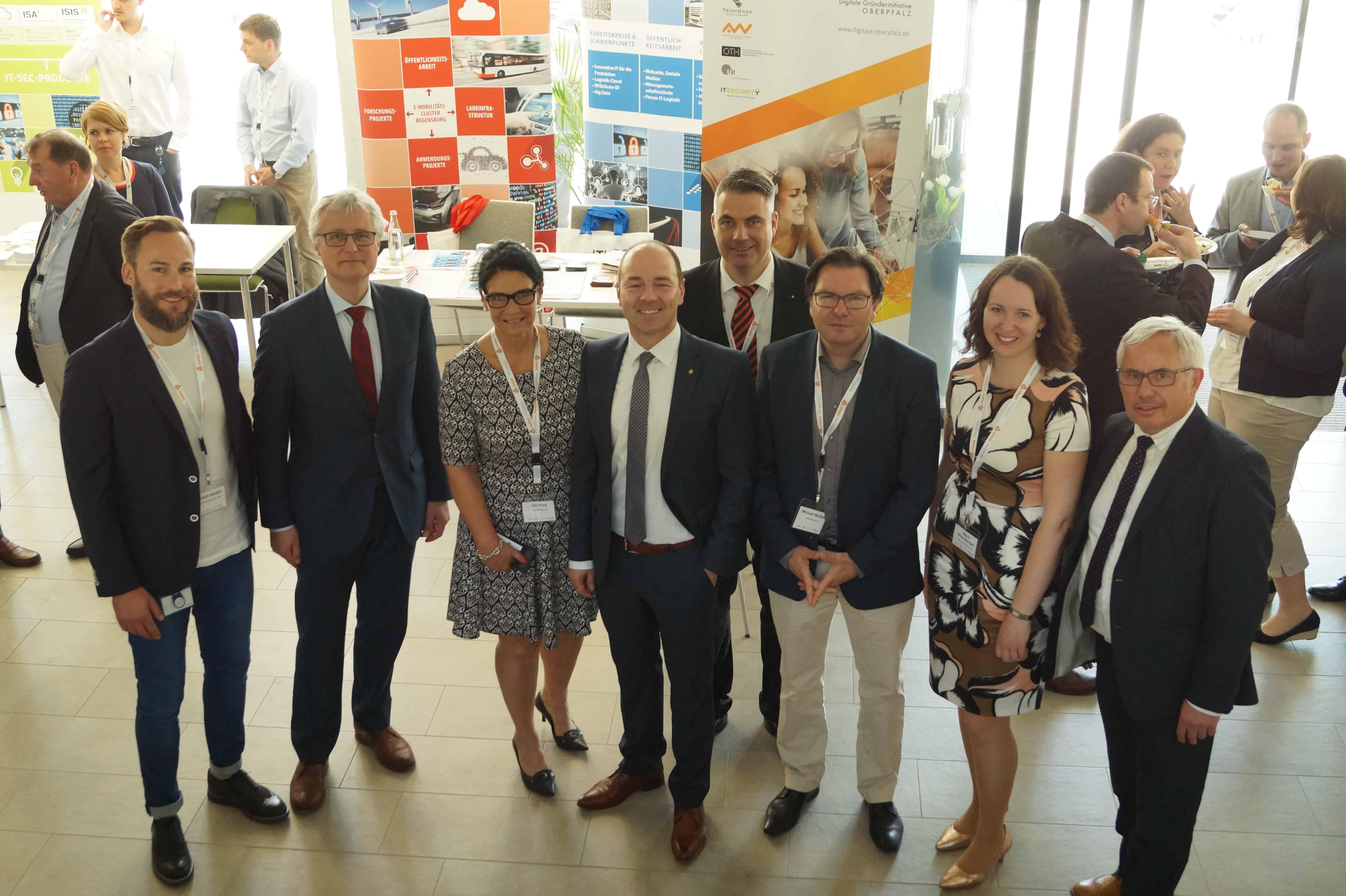 Besucherrekord beim Innovationskongress in der TechBase