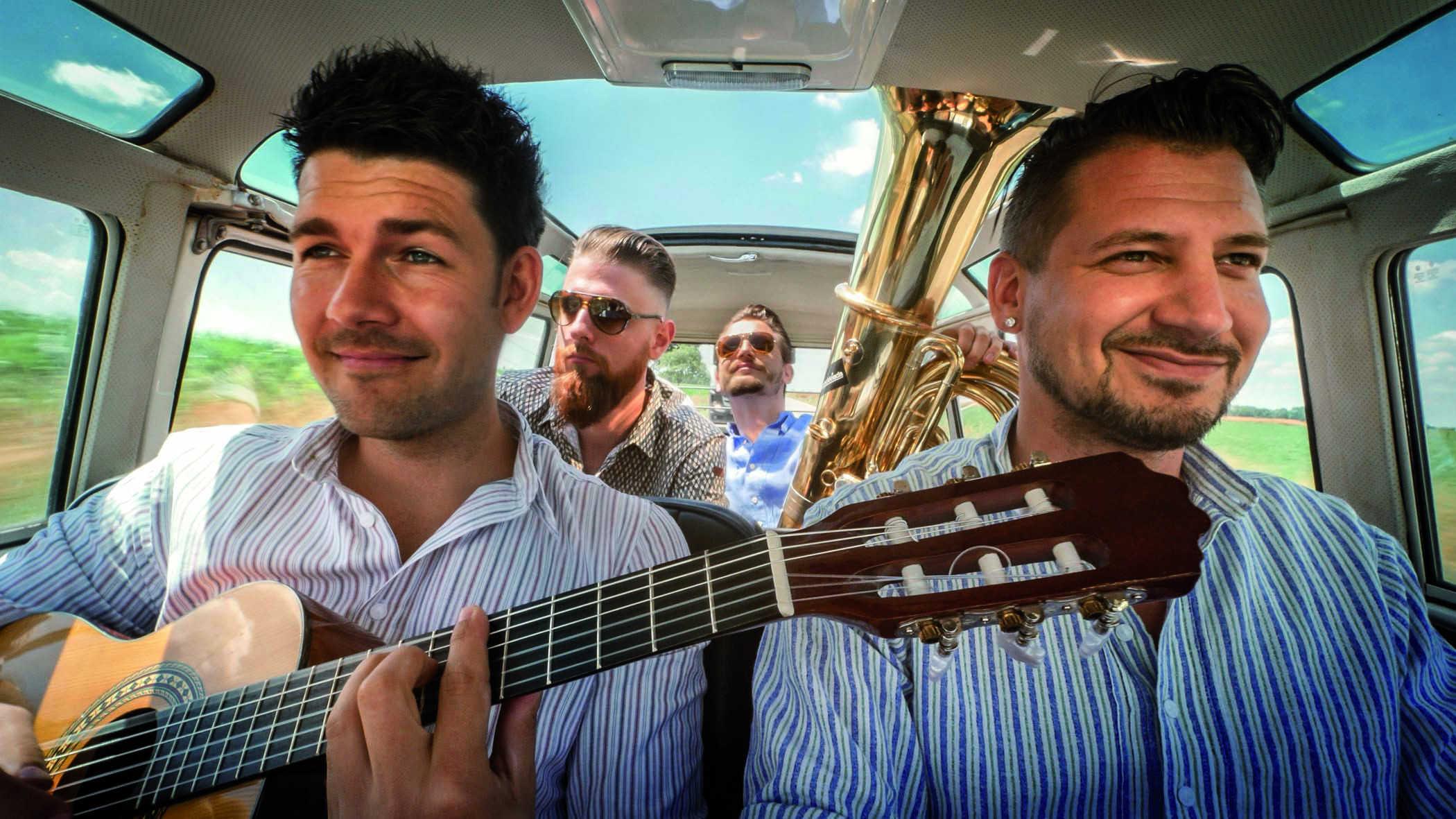 Stimmungsvolle Konzerte beim Lappersdorfer Zeltfestival
