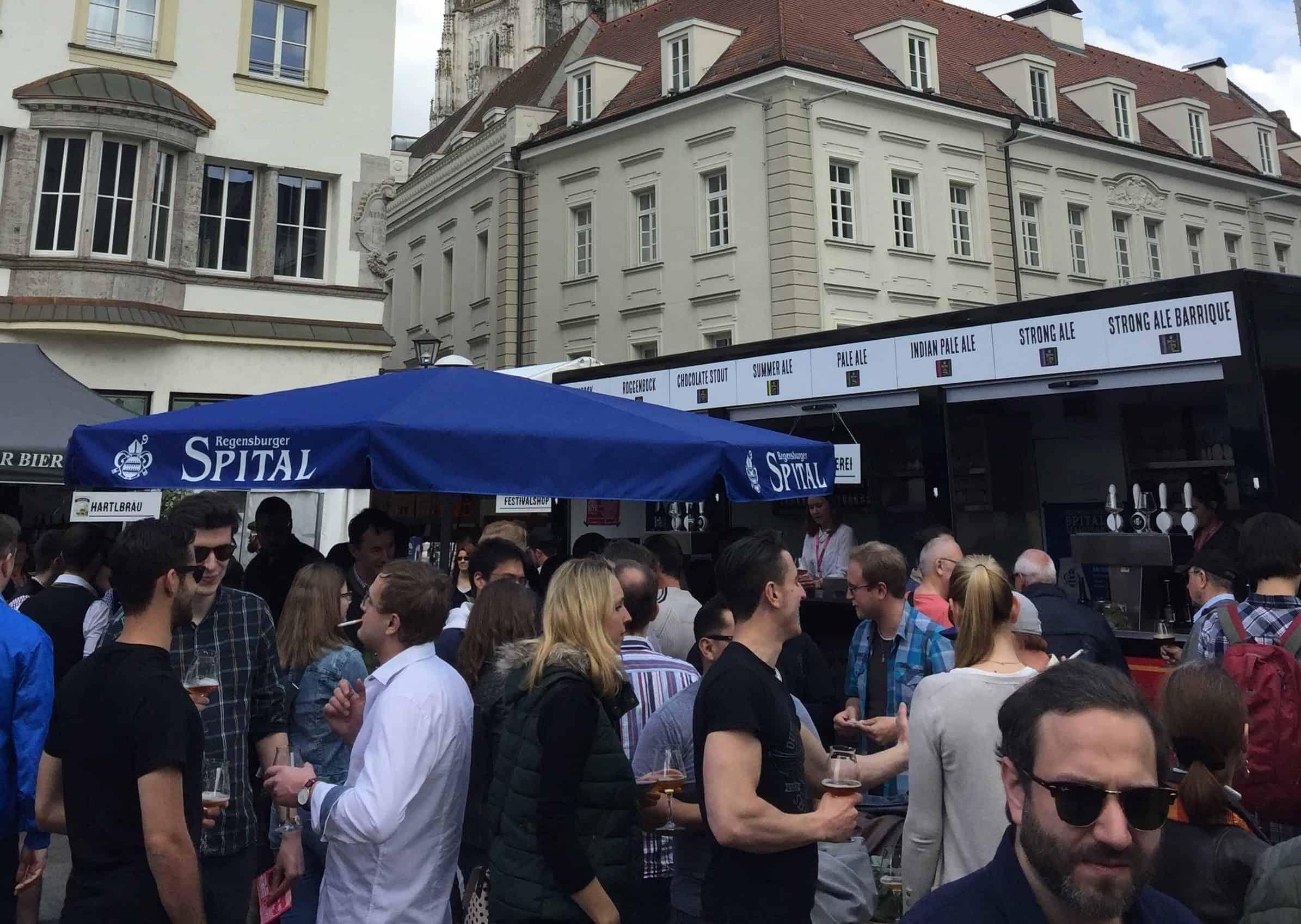Craft Bier aus Bayern für die Welt