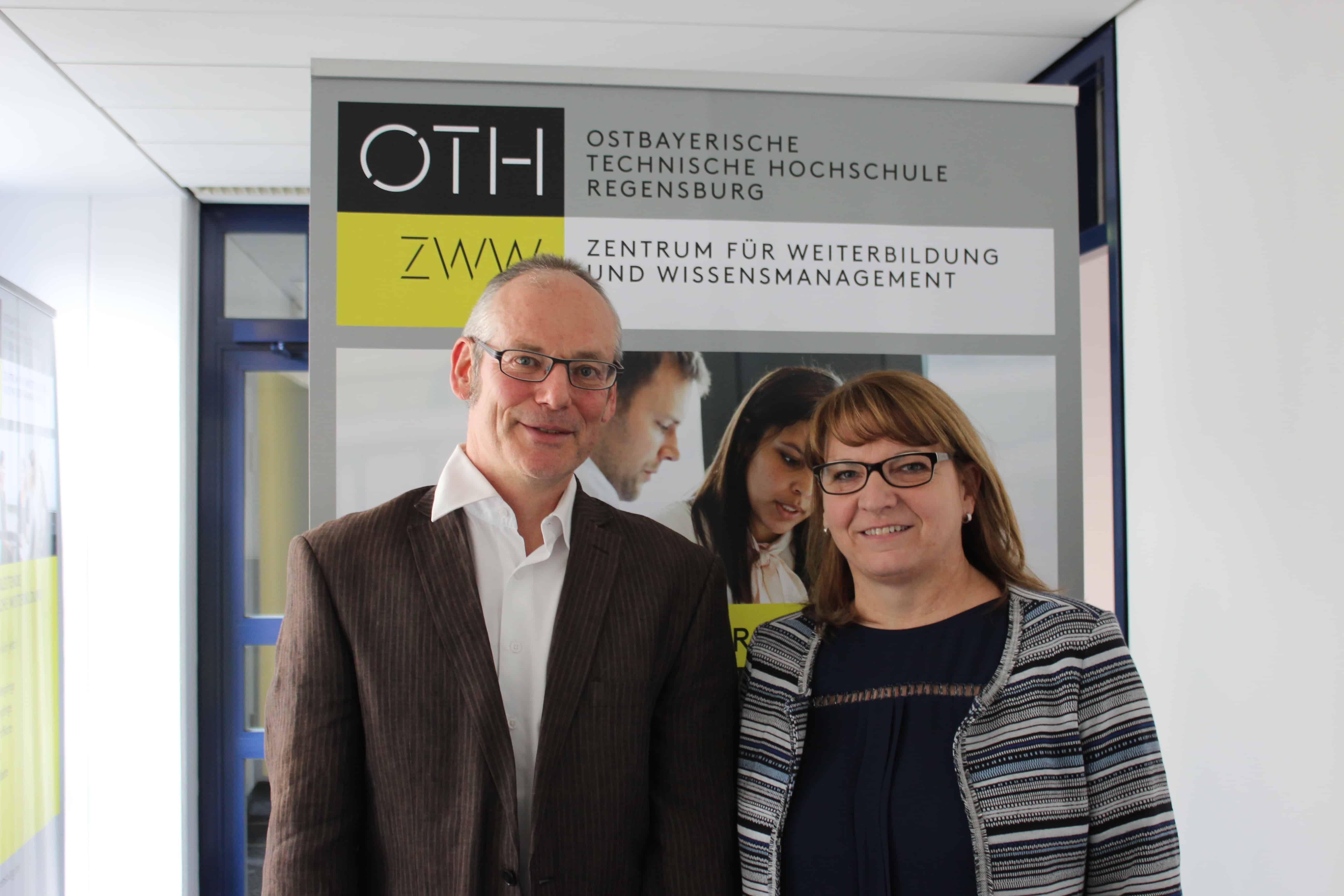 Mediatoren-Ausbildung an der OTH Regensburg / Schlichten ohne Richter zu sein