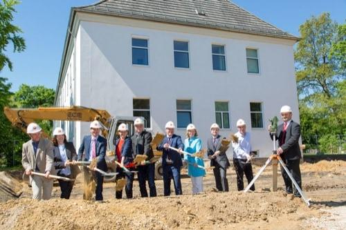 PflegeCampus Regensburg wird erweitert