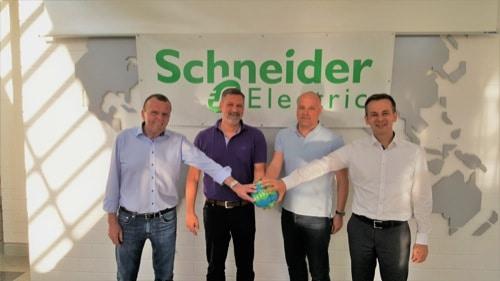 Schneider Electric bleibt ESV 1927 Regensburg treu