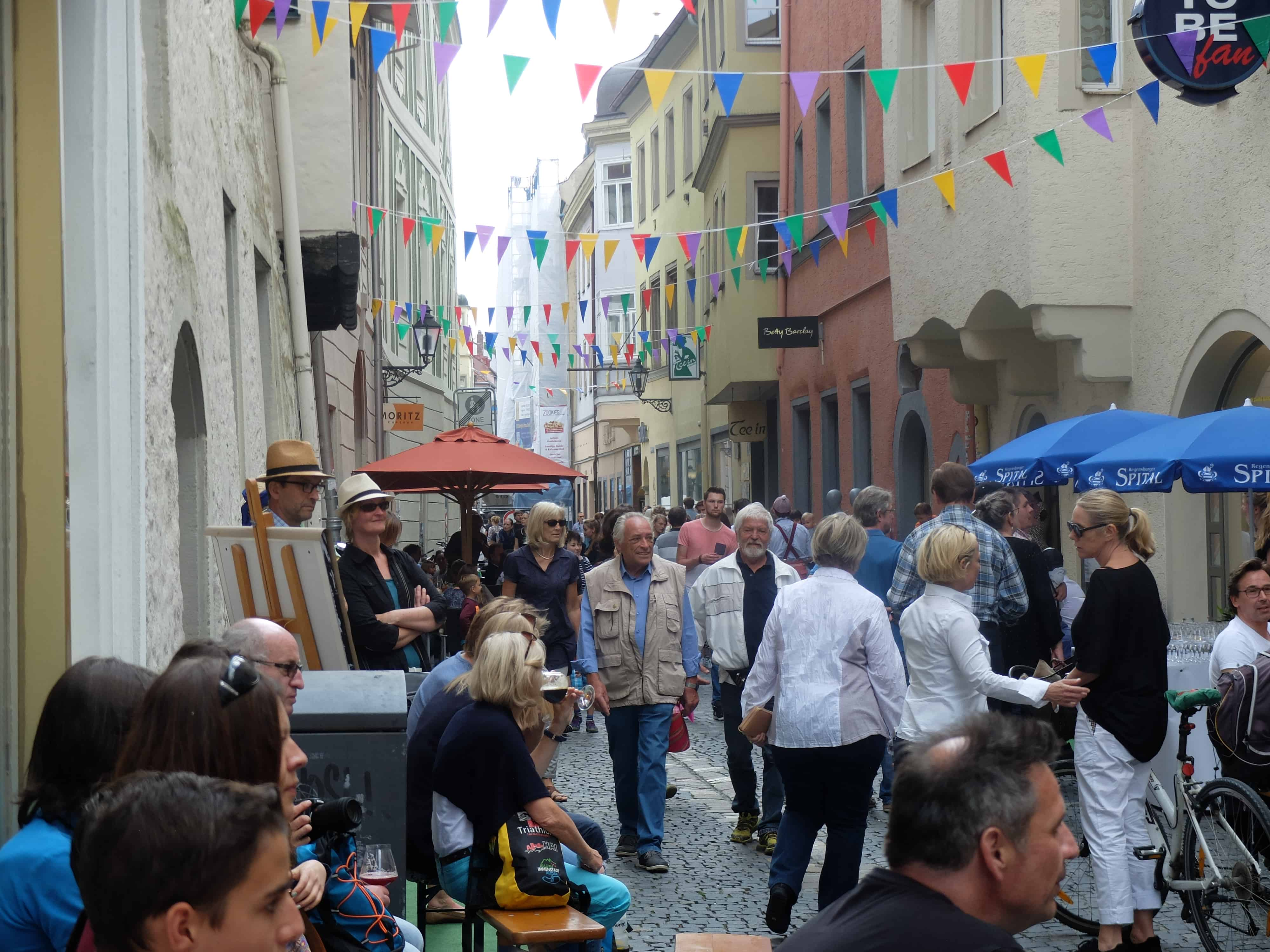 Faszination Altstadt lädt zum Straßenfest ein