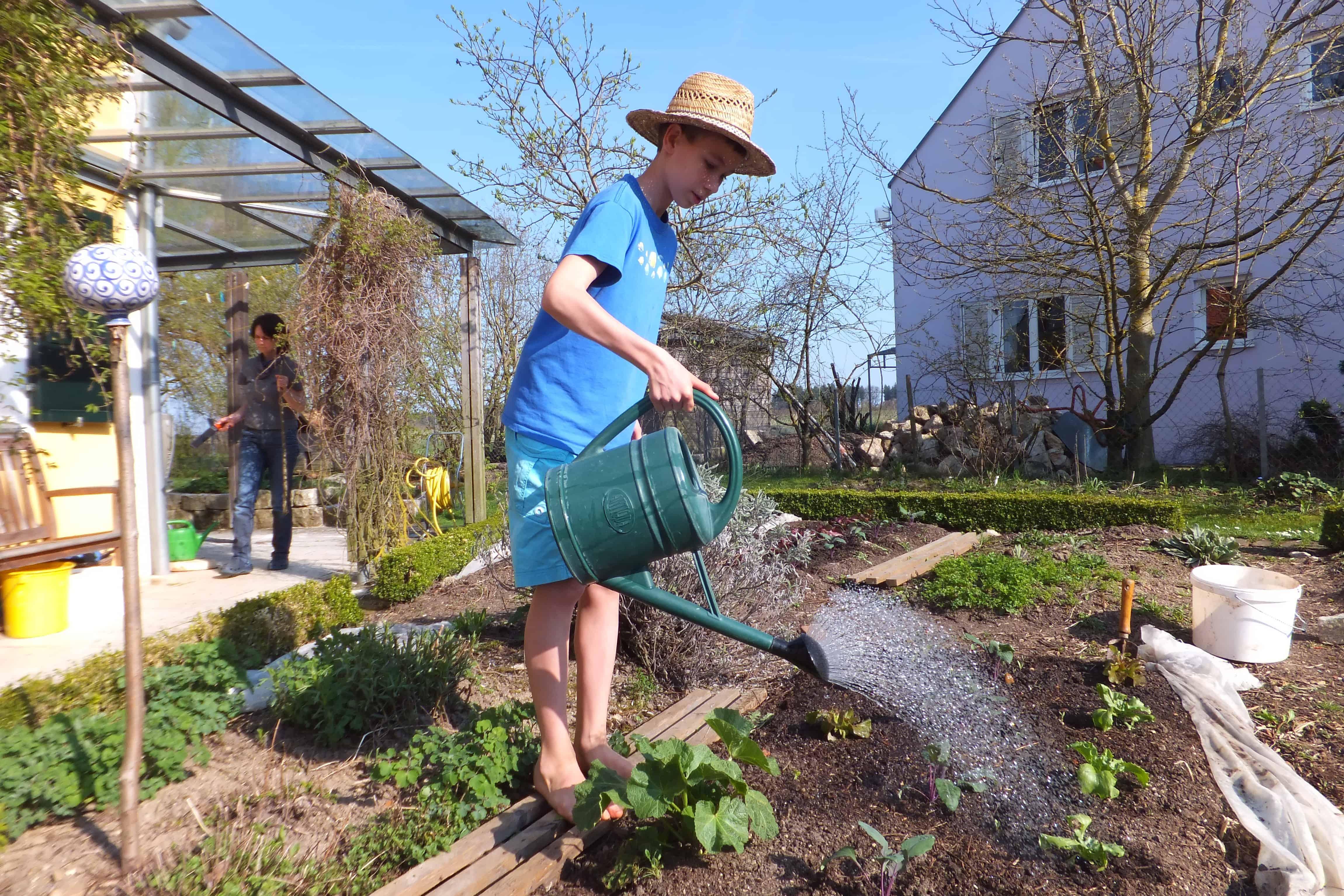 Gartentipps für den Monat Mai