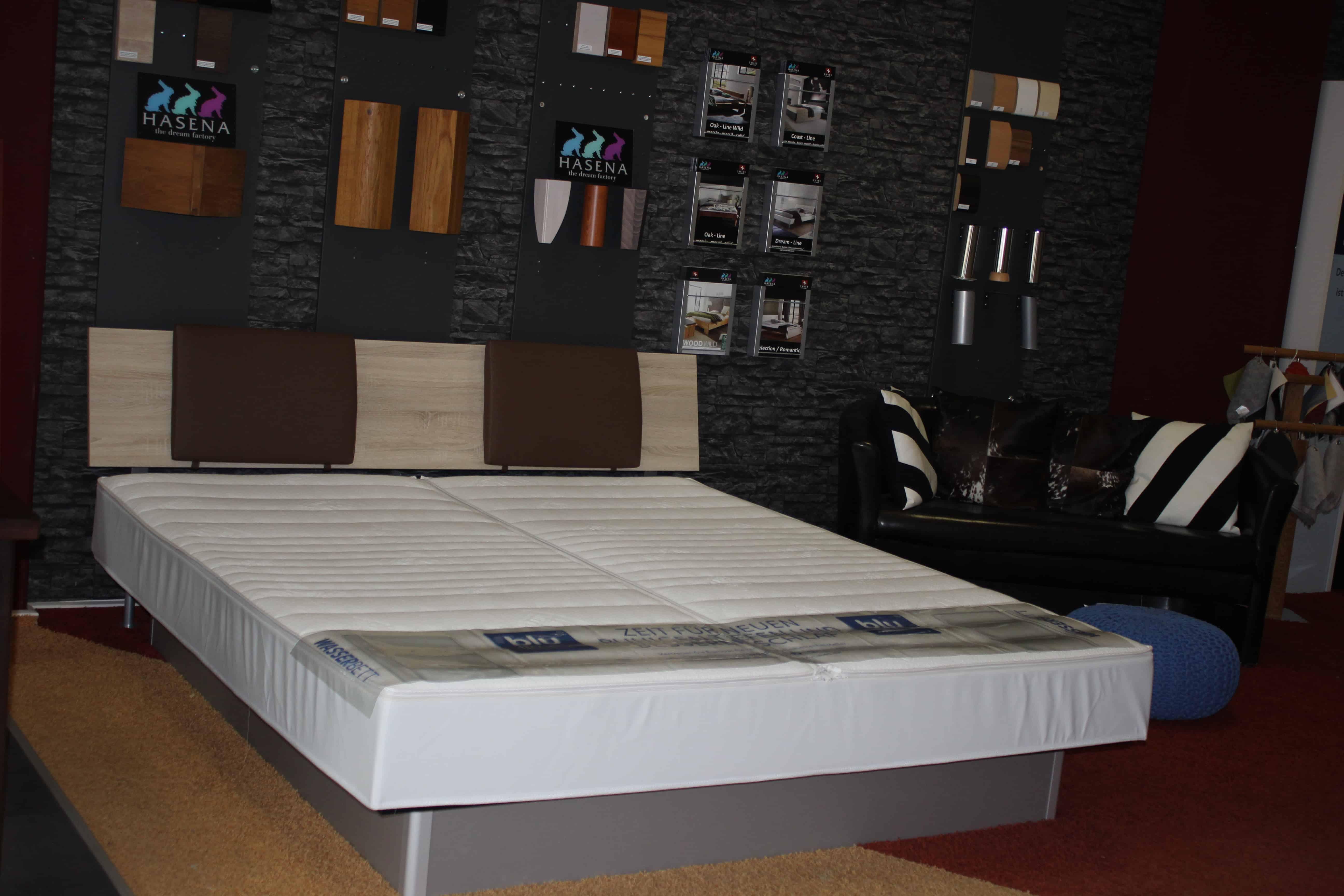 Räumungsverkauf bei Betten Kern in Regensburg