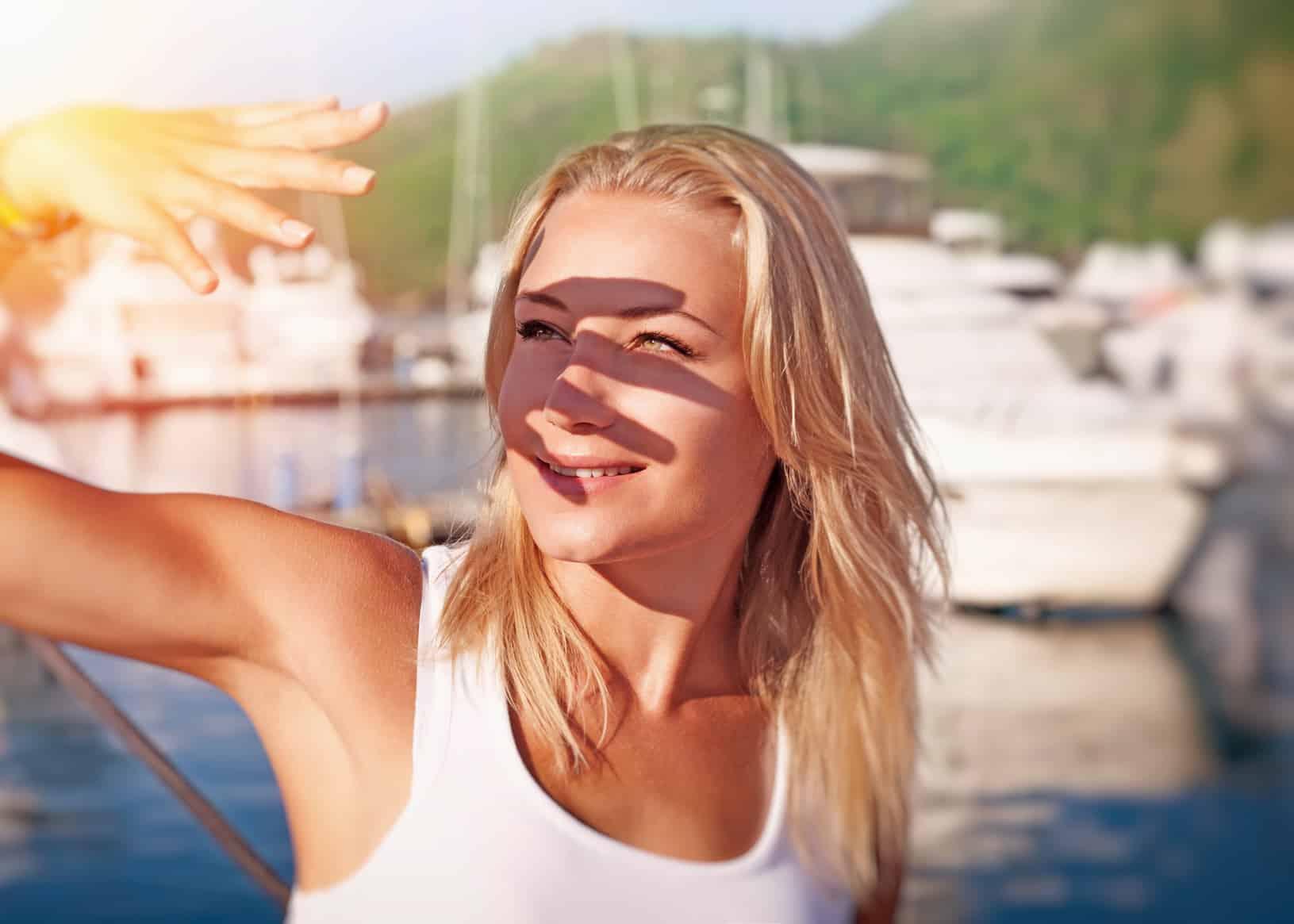 Passende Brillengläser schützen Augen vor UV-Strahlen