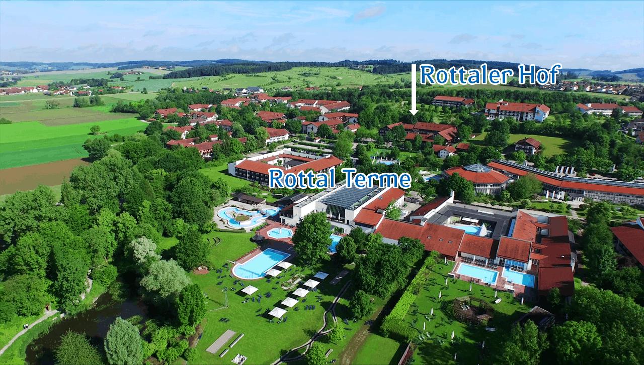 20 Prozent Rabatt für Hotelgäste auf Eintritt in Rottal Terme®
