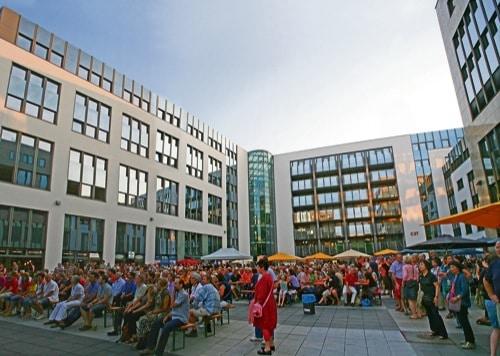 Jazz-Konzerte im Gewerbepark Regensburg