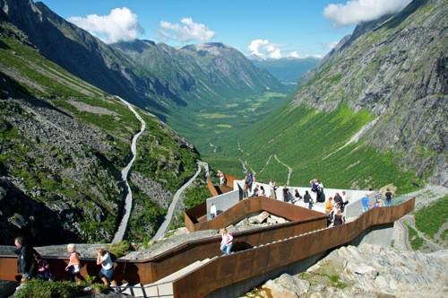 Mit Reisekreativ nach Norwegen