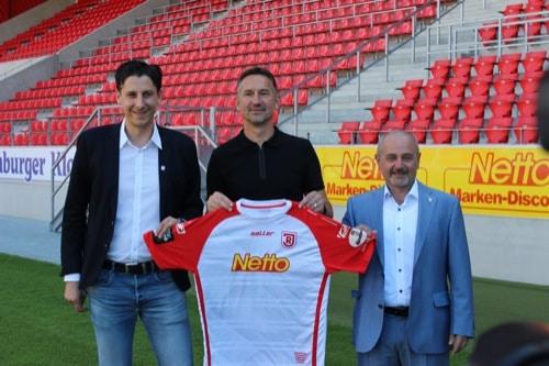 Jahn Regensburg: Mit Achim Beierlorzer in die Saisonvorbereitung