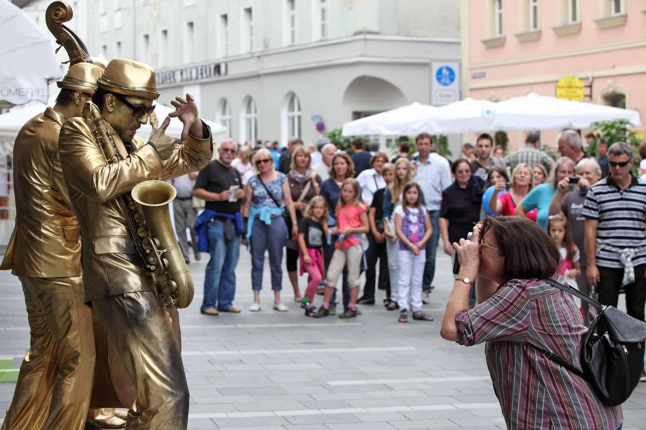 Blizz stellt für seine Leser ein Top-Programm für den Bürgerfest-Sonntag zusammen