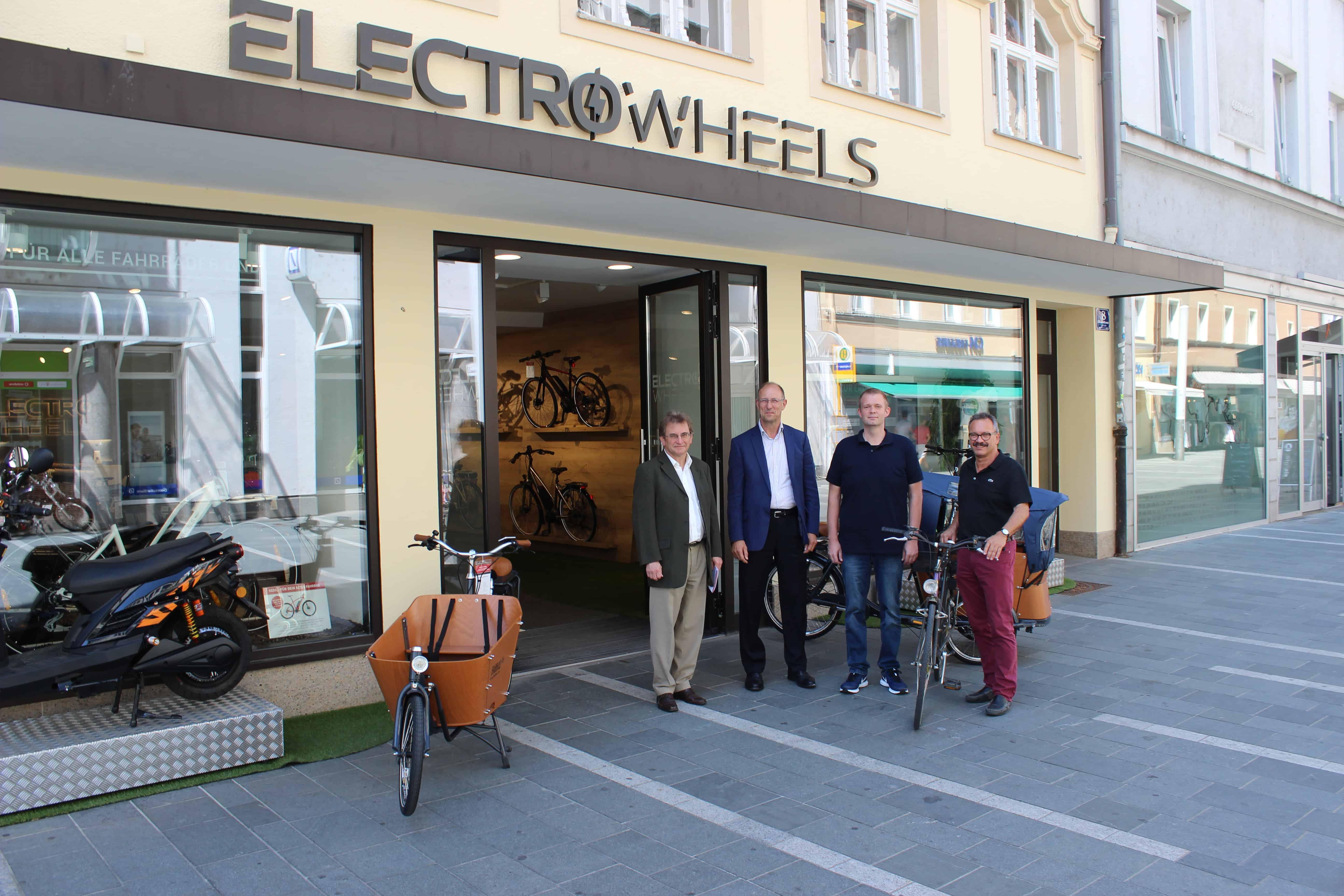 Neue Konzepte im Bereich der Elektromobilität in Regensburg