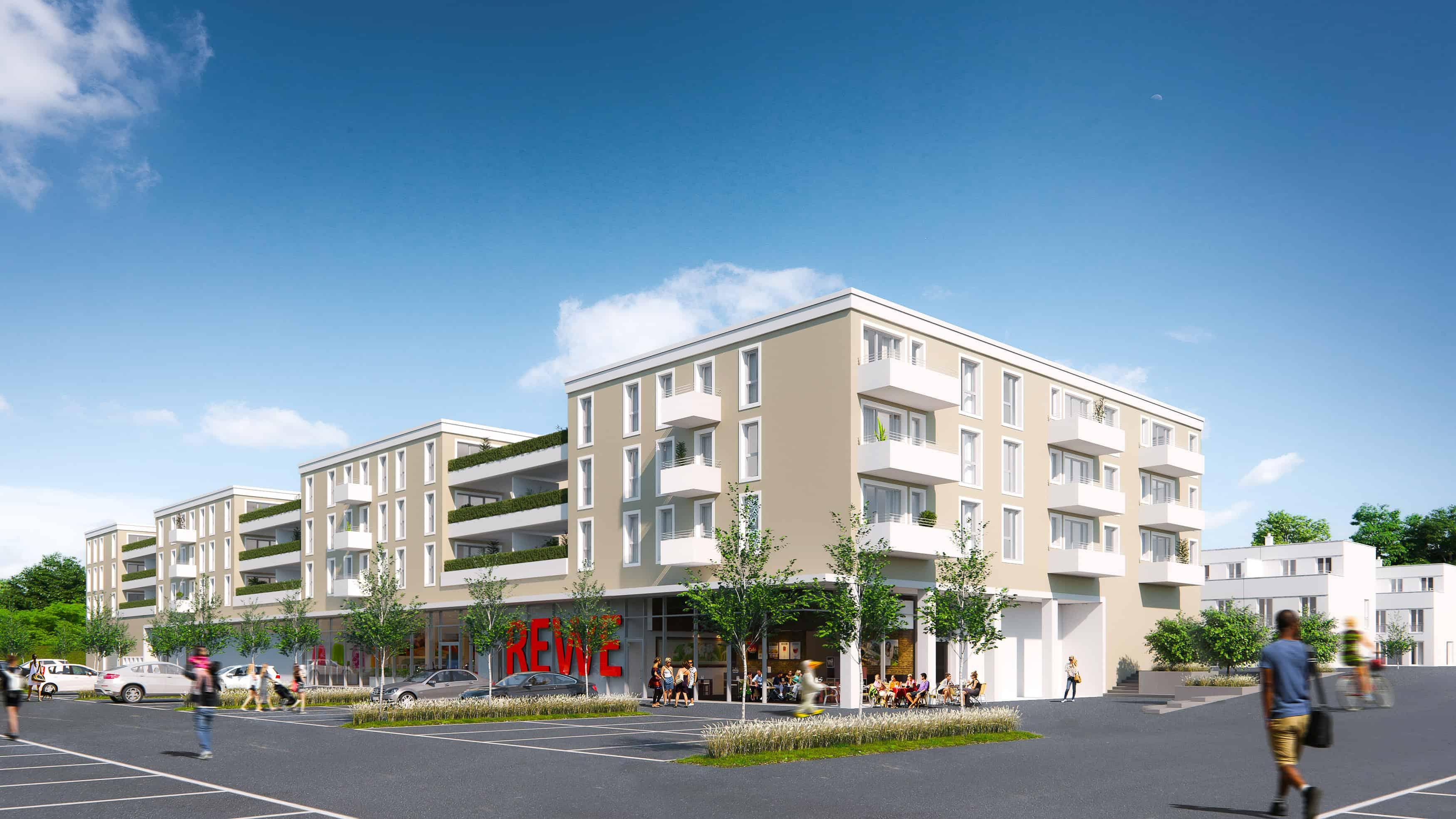 Immobilien Zentrum investiert in Regensburg über 100 Millionen Euro