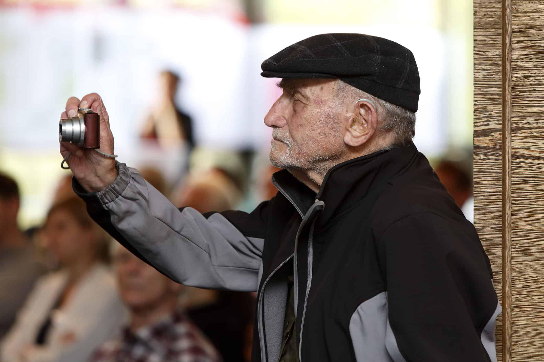 Fotograf Michael Bry wird für Lebenswerk geehrt