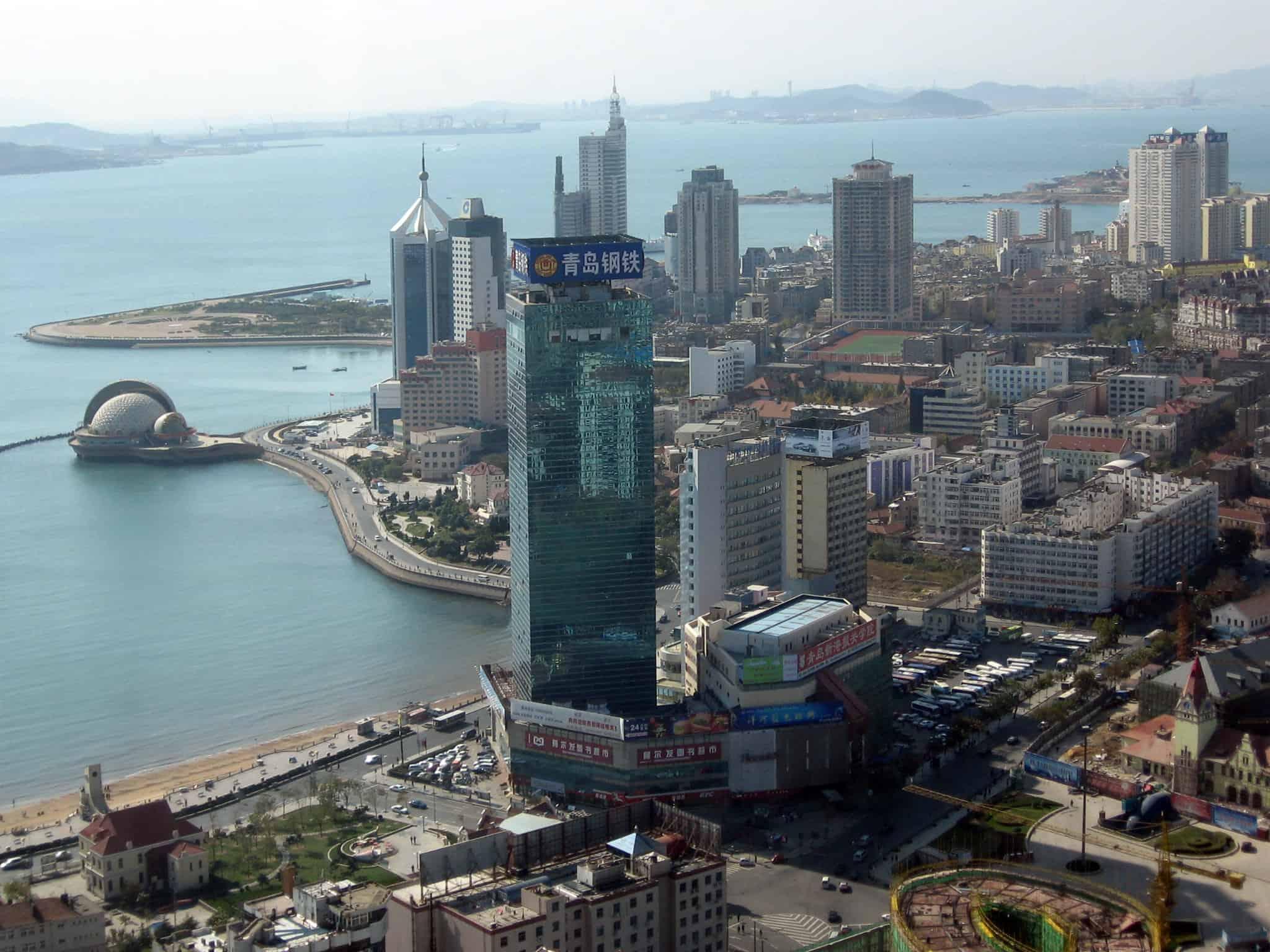 Blizz präsentiert die Regensburger Partnerstädte. Heute: Qingdao in der ost-chinesischen Region Shandong