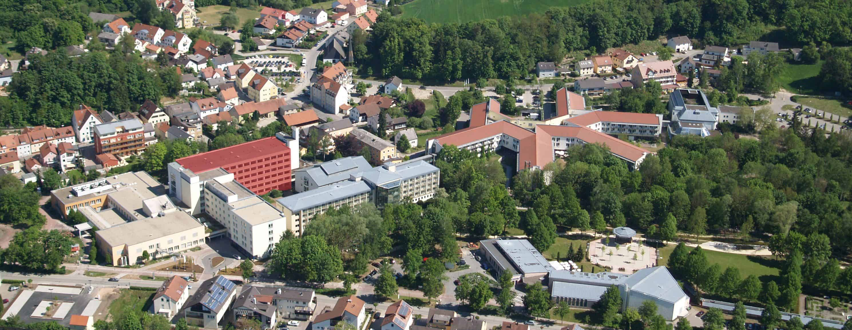Bauphase am Asklepios Klinikum Bad Abbachgestartet