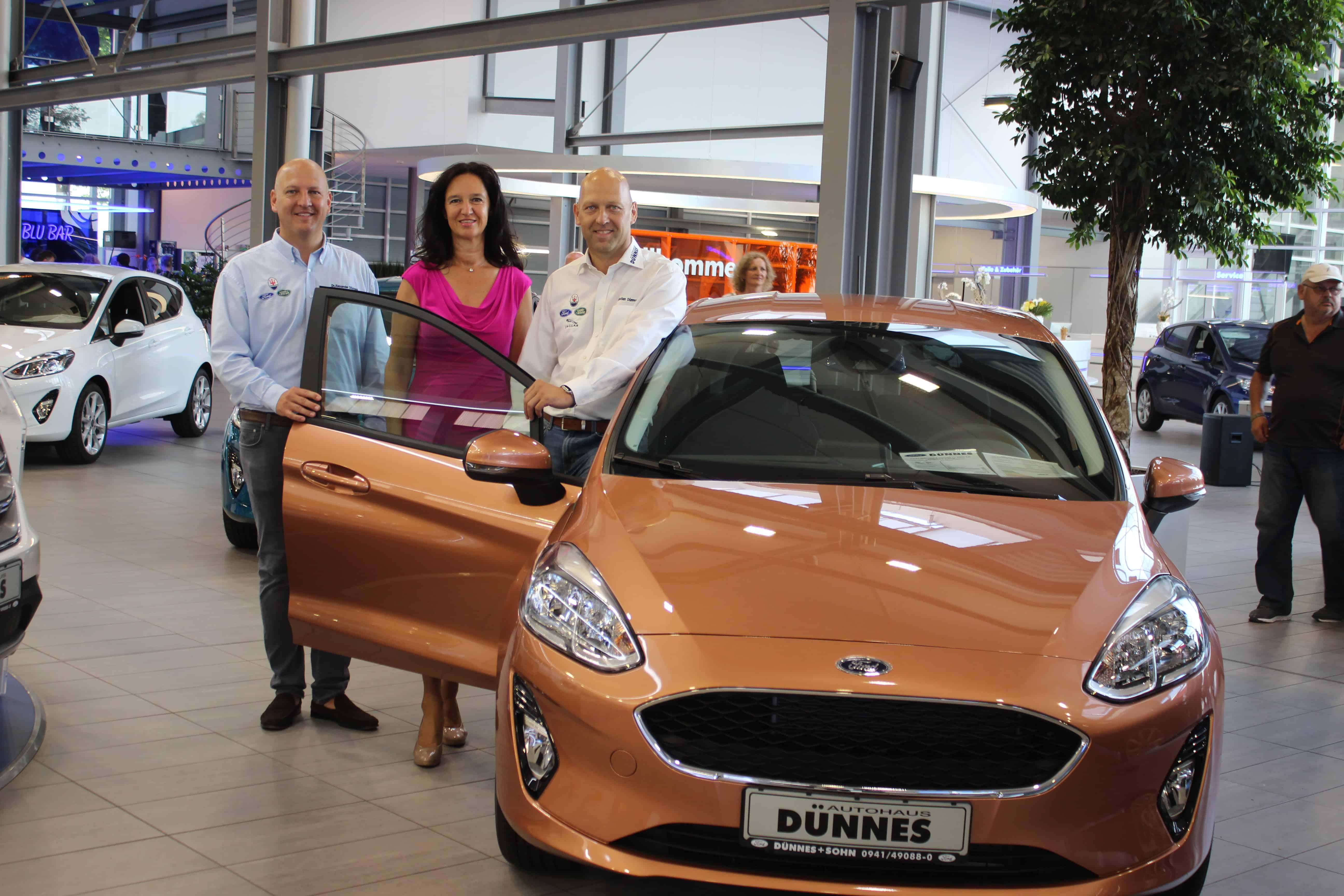 Der neue Ford Fiesta ab sofort im Autohaus Dünnes