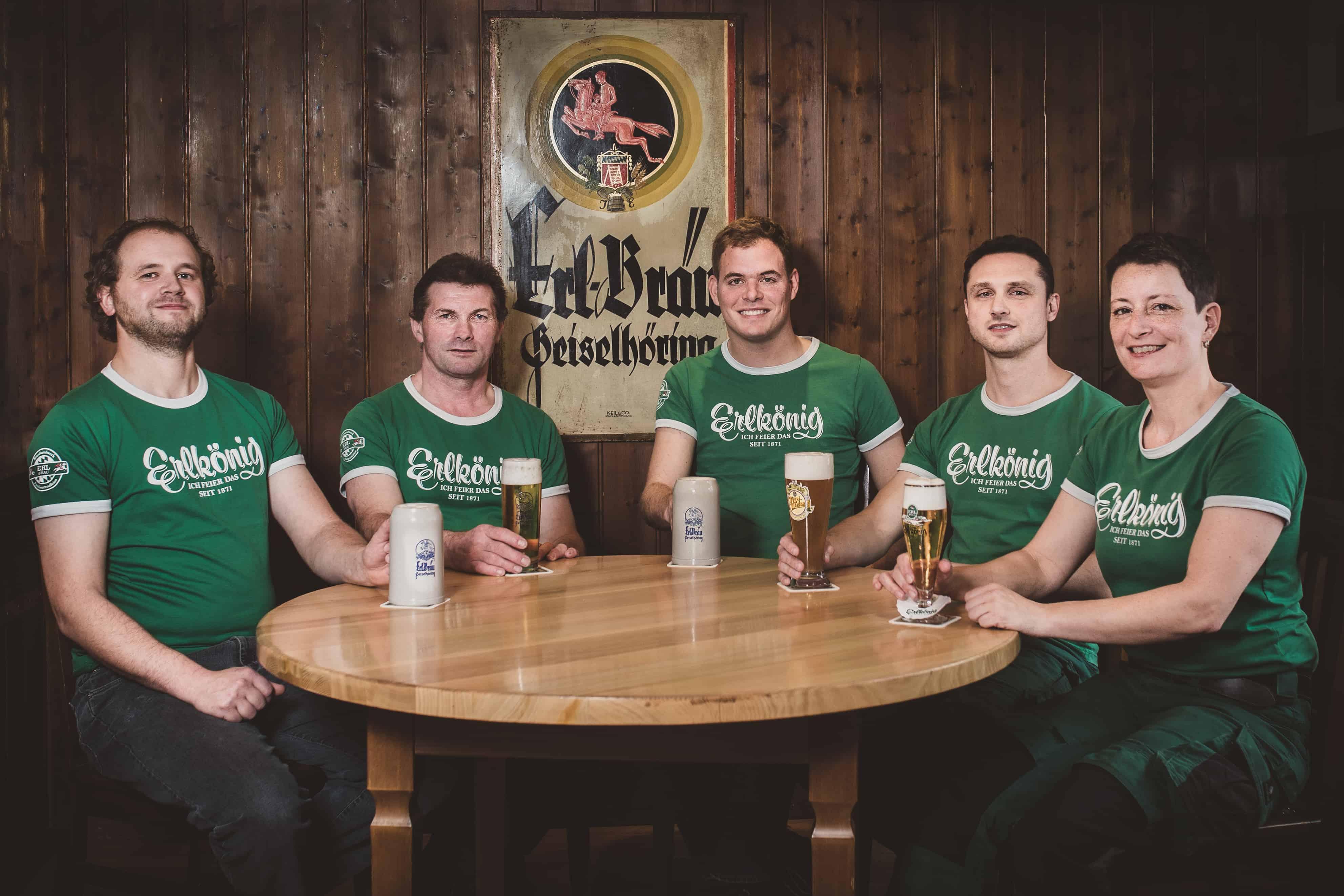 Gold beim Europea Beer Star für Erl-Bräu