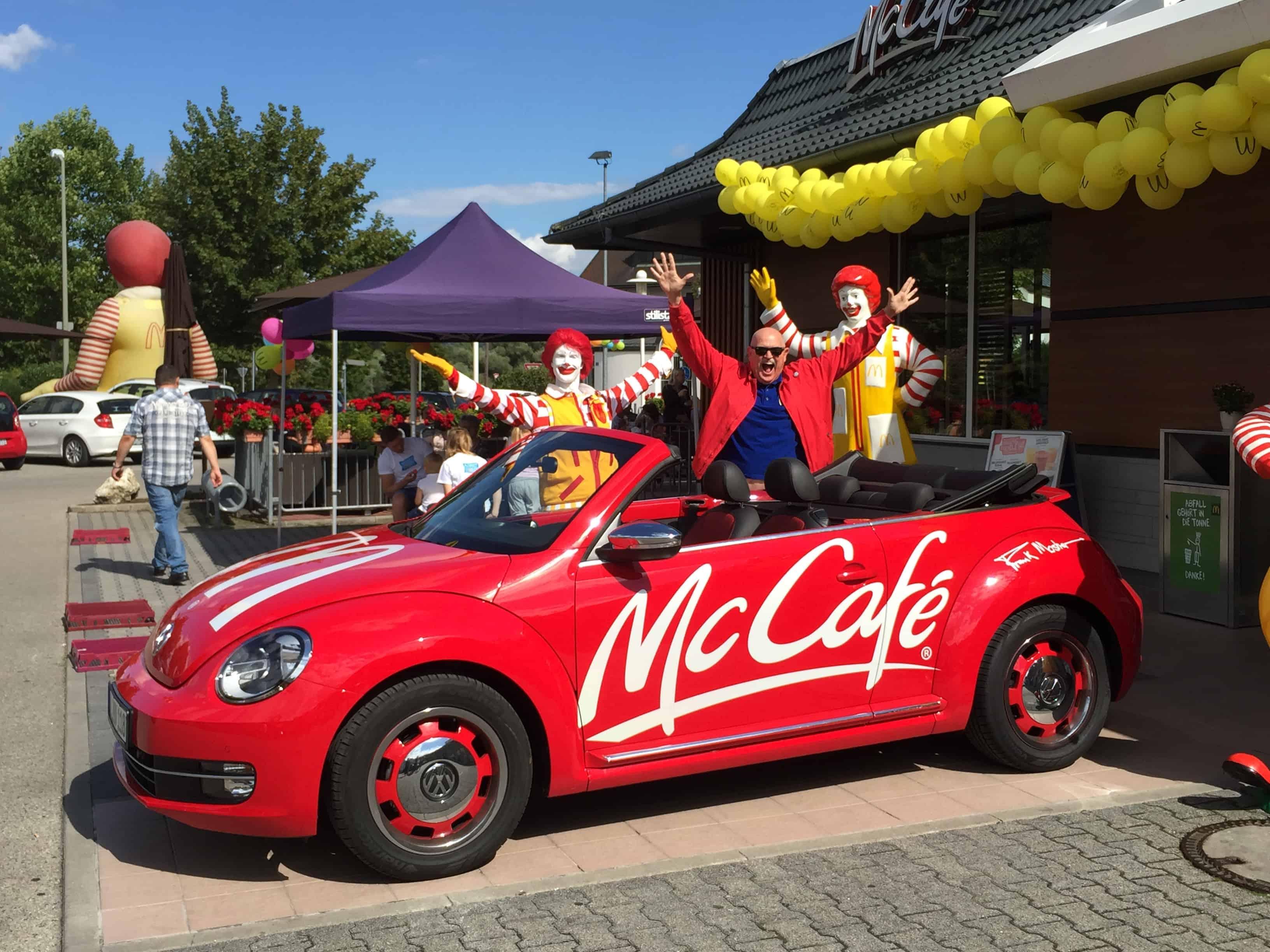 Family-Day bei McDonald's Regensburg