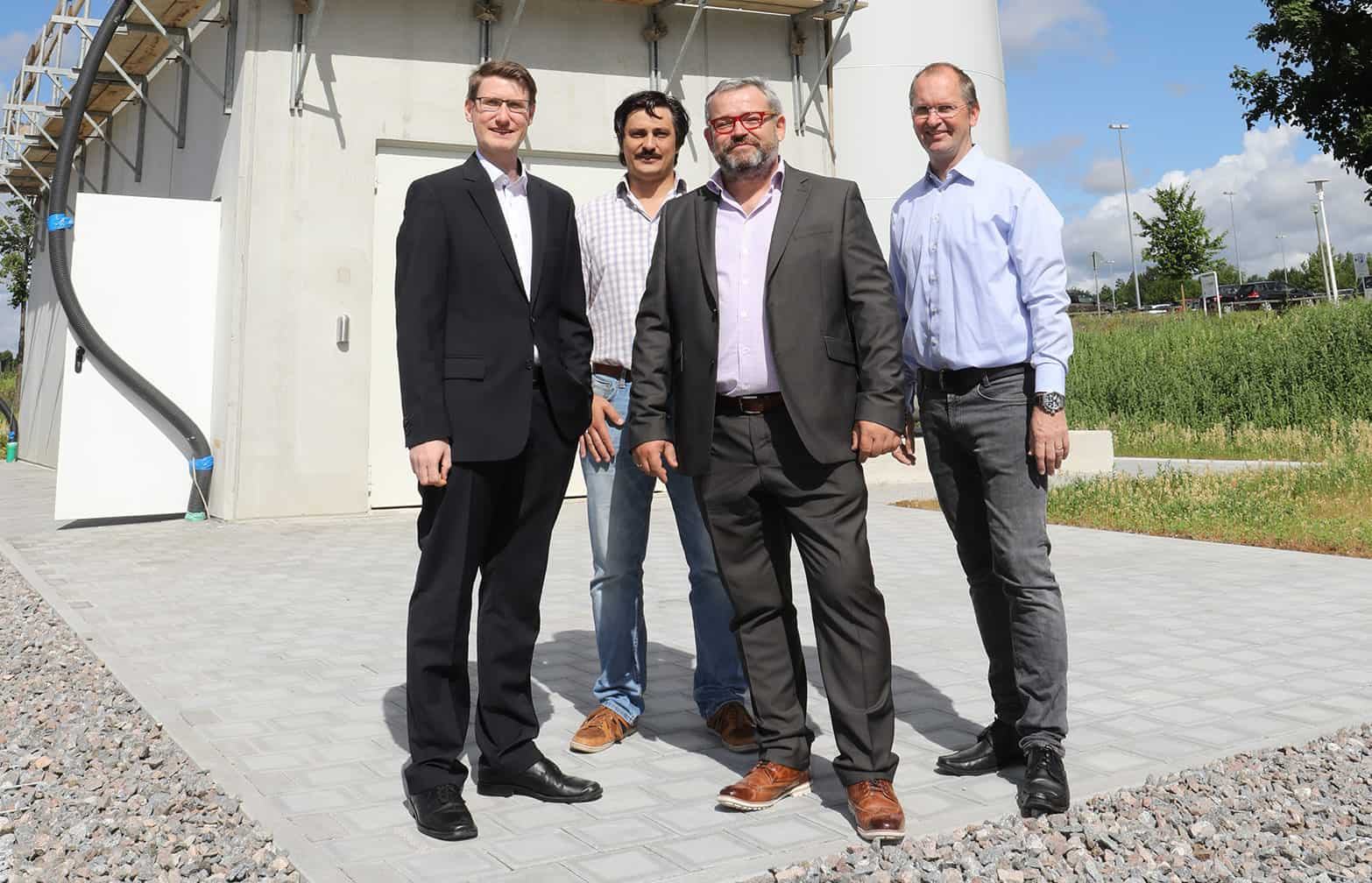 Regensburg: Neues Blockheizkraftwerk für Universitätsklinikum