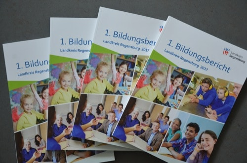 Landkreis Regensburg veröffentlicht Bildungsbericht