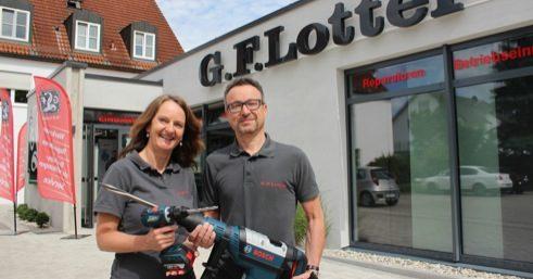 Neutraubling: G.F. Lotter sucht Deutschlands schnellste Profi-Schrauber