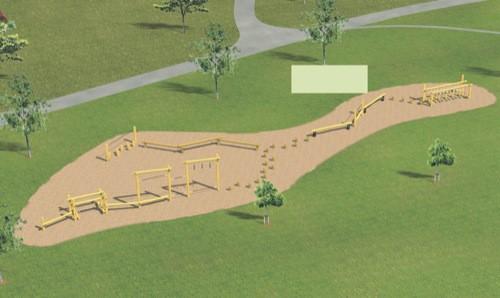 Neuer Bewegungspark erhöht Lebensqualität in Köfering
