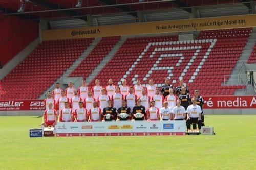 Das ist das neue Team des SSV Jahn Regensburg
