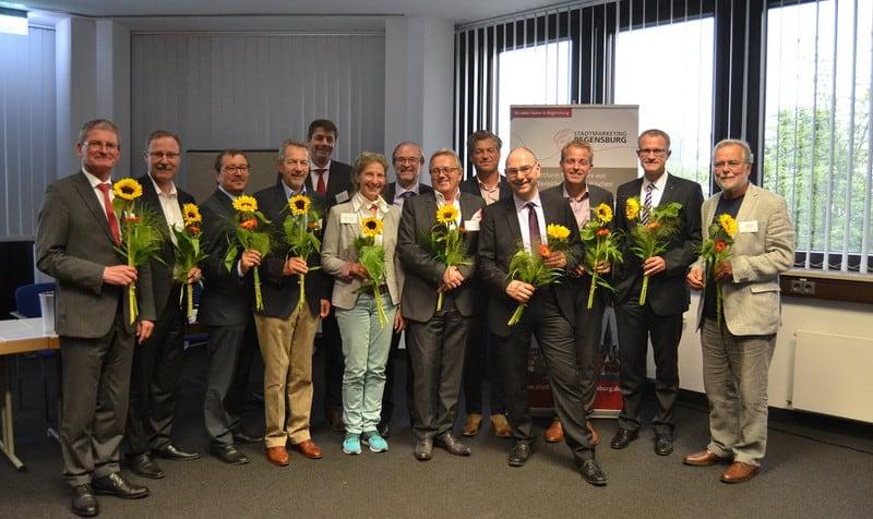 Stadtmarketing Regensburg wählt neuen Vorstand