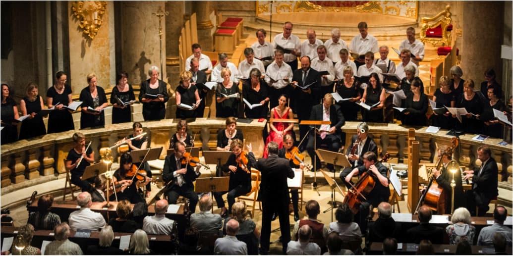 Sommerkonzert im Kloster Weltenburg