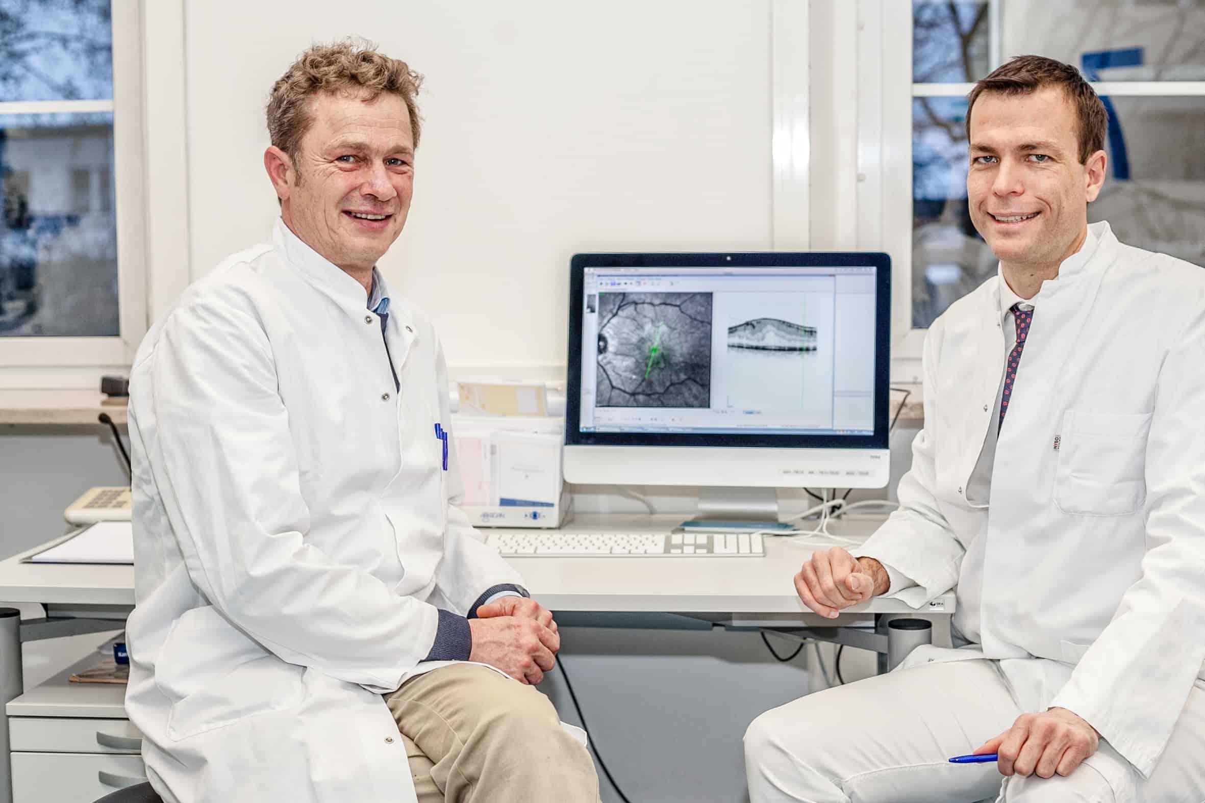 Augenklinik Regensburg: Quantensprung im Bereich der Augen-OP