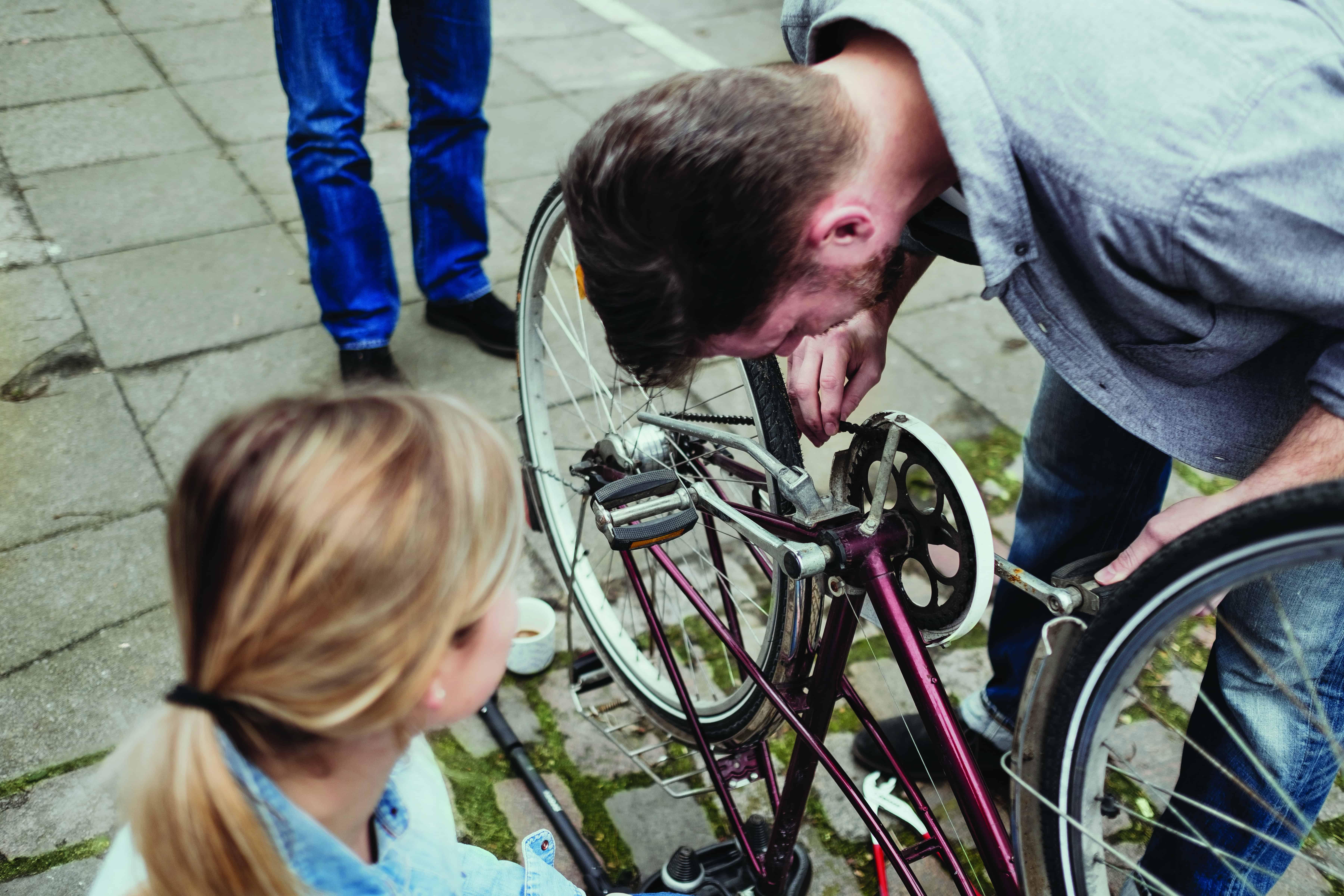 Nachbarschaft mit digitaler Hilfe entdecken