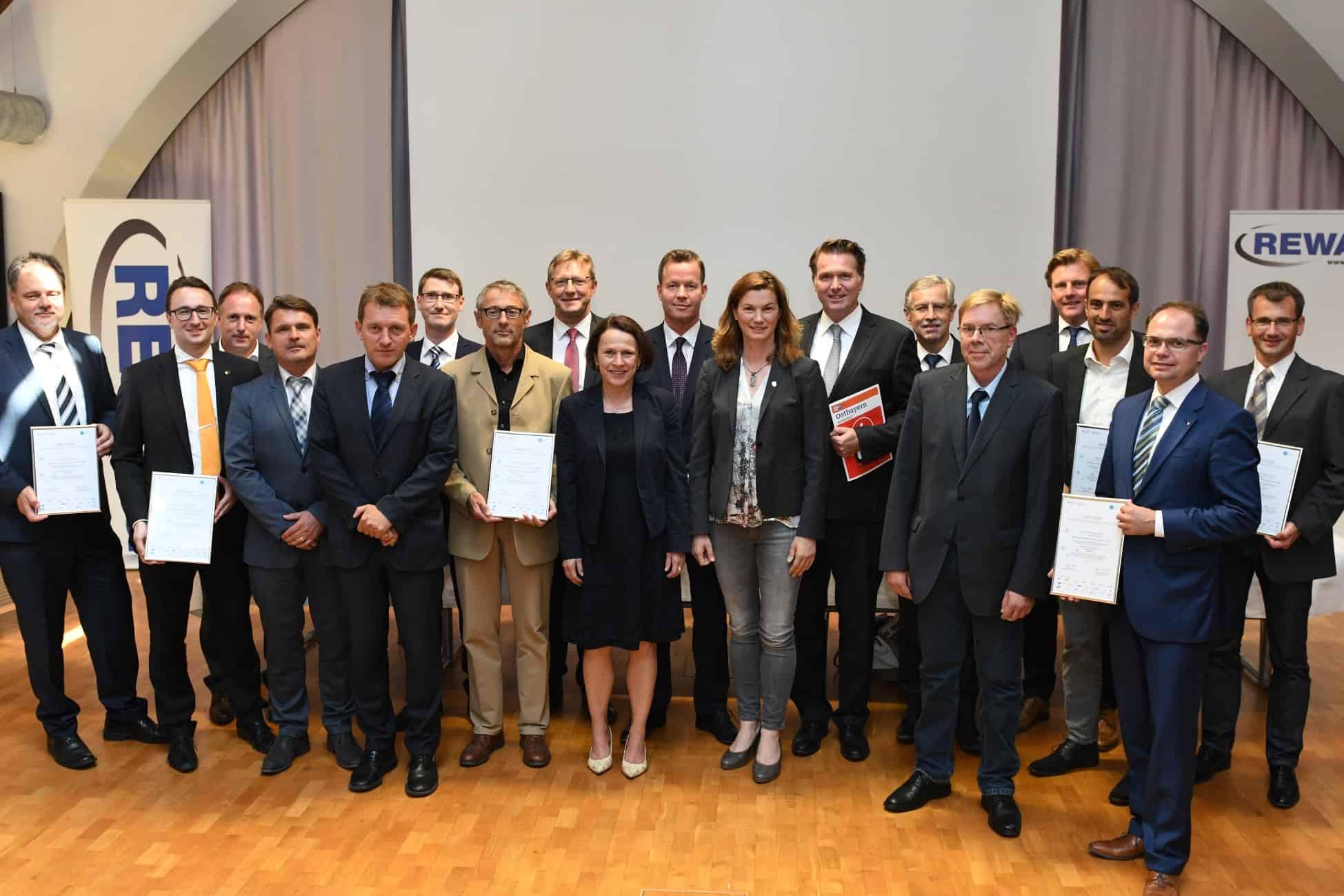 Enorme Einsparung: Regensburger Energieeffizienz Netzwerk (REEN) präsentiert Energiesparziele