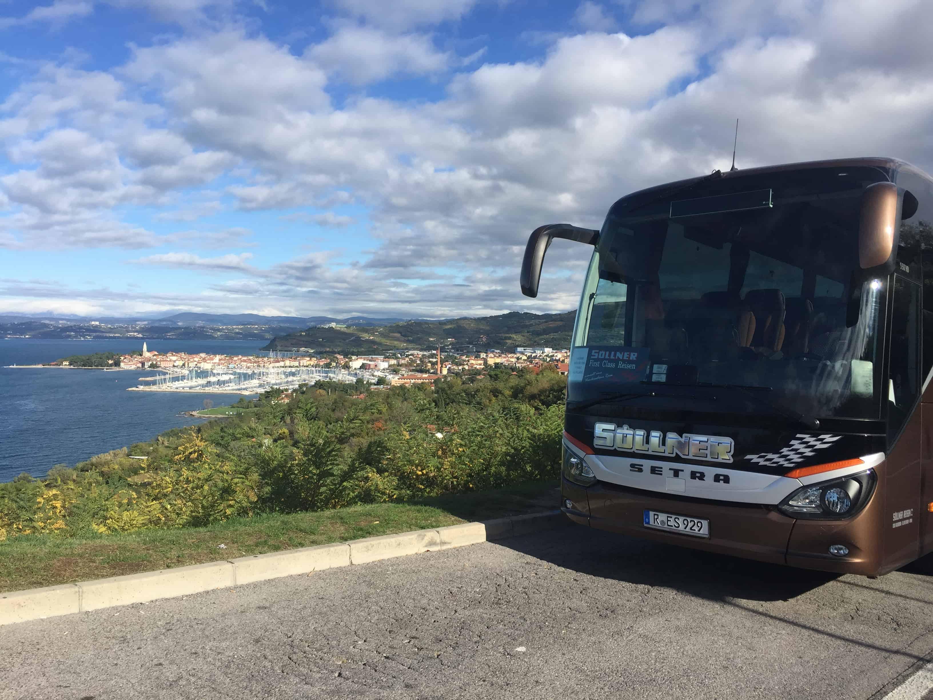 Mit Söllner Reisen in die schottischen Highlands und nach Slowenien